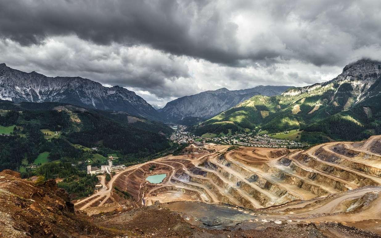 Mine à ciel ouvert. © Free-photos, Pixabay, DP