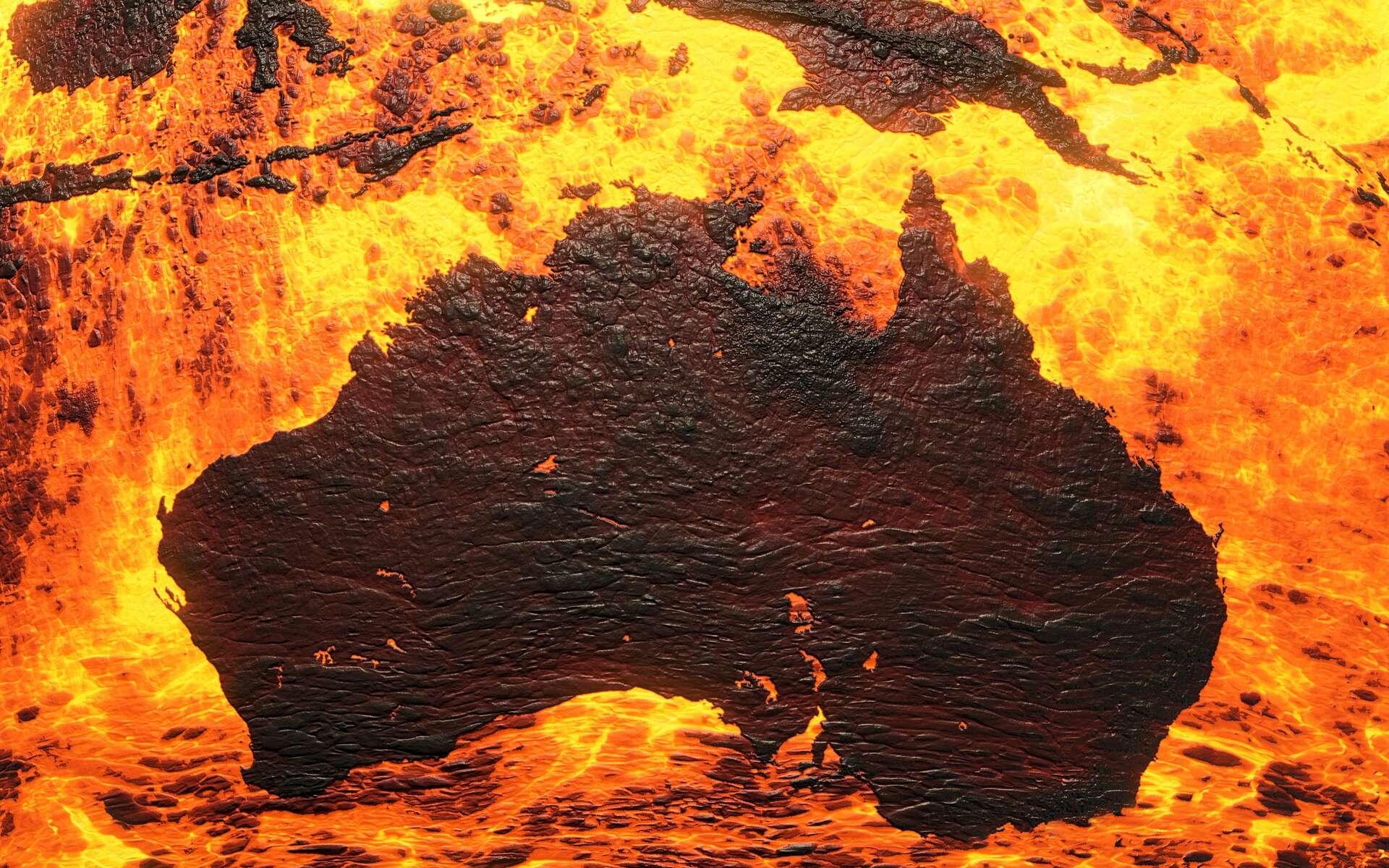 Depuis le mois de septembre, les incendies en Australie ont d'ores et déjà calciné six millions d'hectares. © Dimiter, Adobe Stock