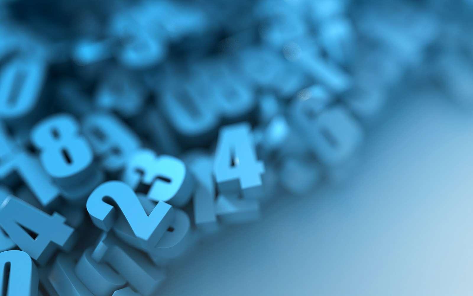 Les nombres premiers constituent la base de la cryptologie. © tostphoto - Fotolia