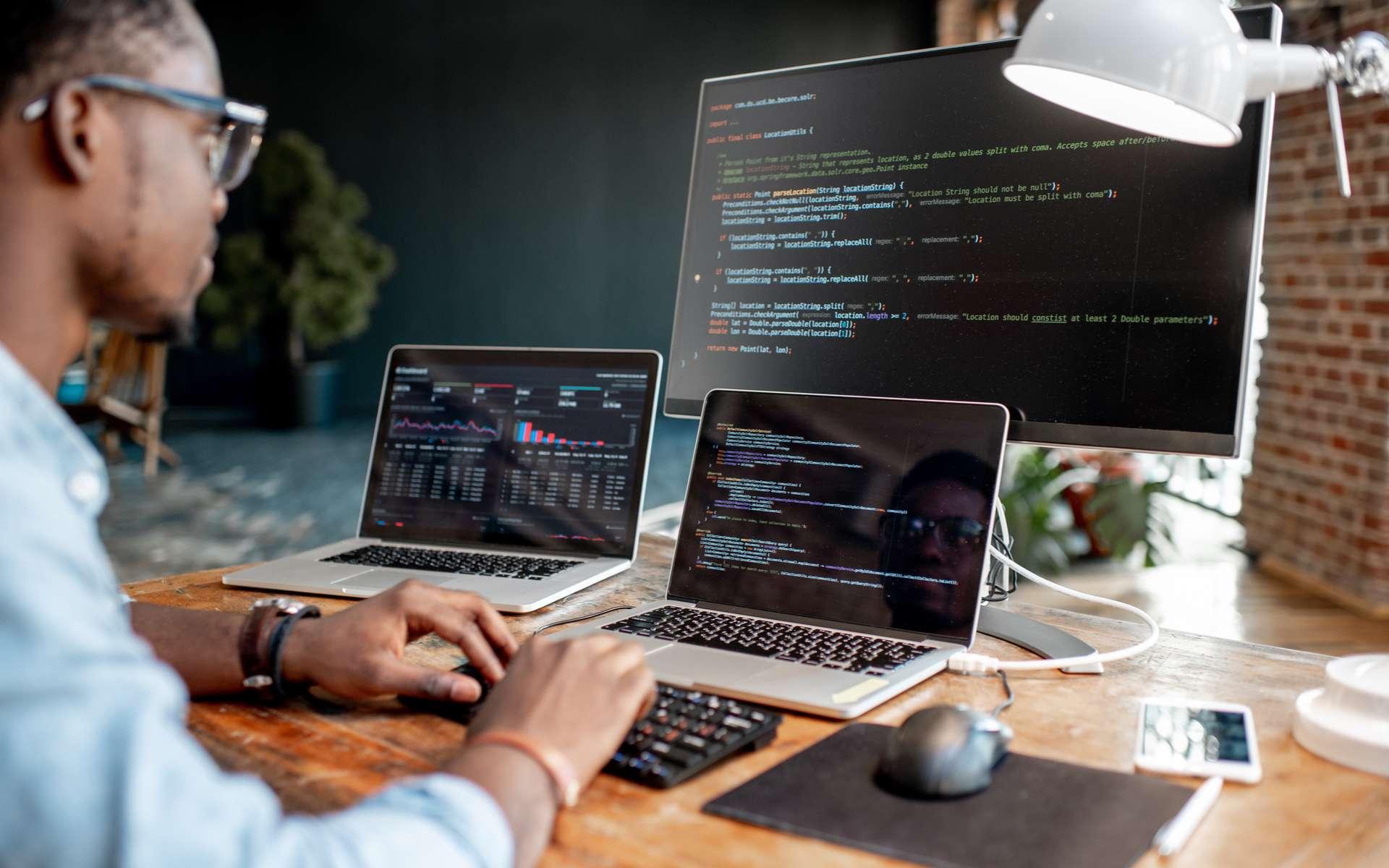 La programmation orientée objet (POO) consiste à définir des classes d'objets, dans lesquelles seront définies les caractéristiques et les actions de ces mêmes objets. © rh2010, Adobe Stock
