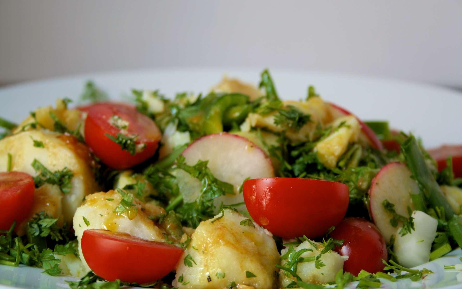 Que faut-il manger pour maigrir ? C'est peut-être une question de génétique... © Cooking etc., Flickr, CC by 2.0