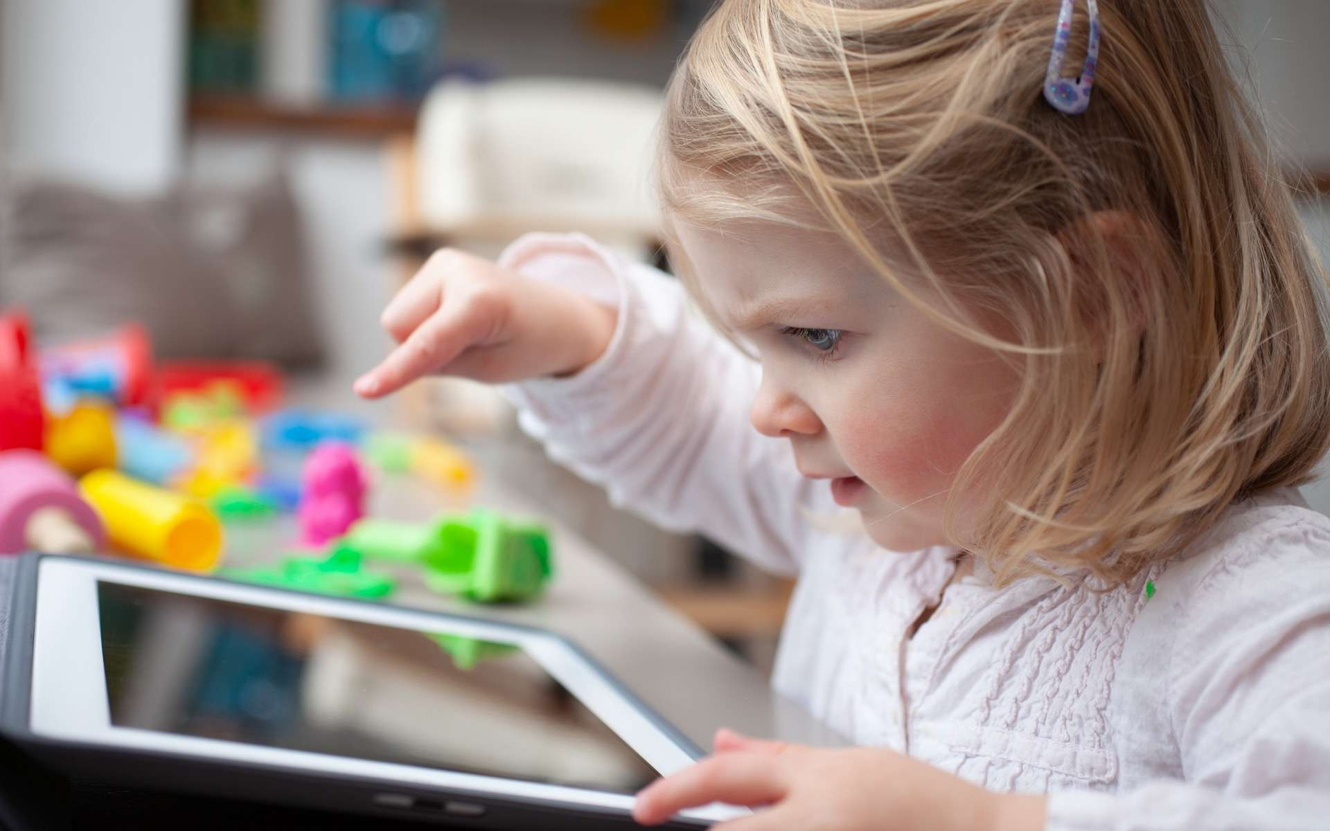 Sibius et son application pour aider à détecter l'autisme précocement. © Steve, Adobe Stock