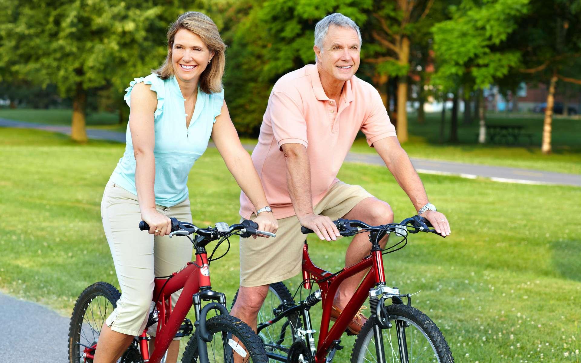 La ménopause touche les femmes vers 50 ans. © Diabetes Care, Flickr, CC by nc 2.0