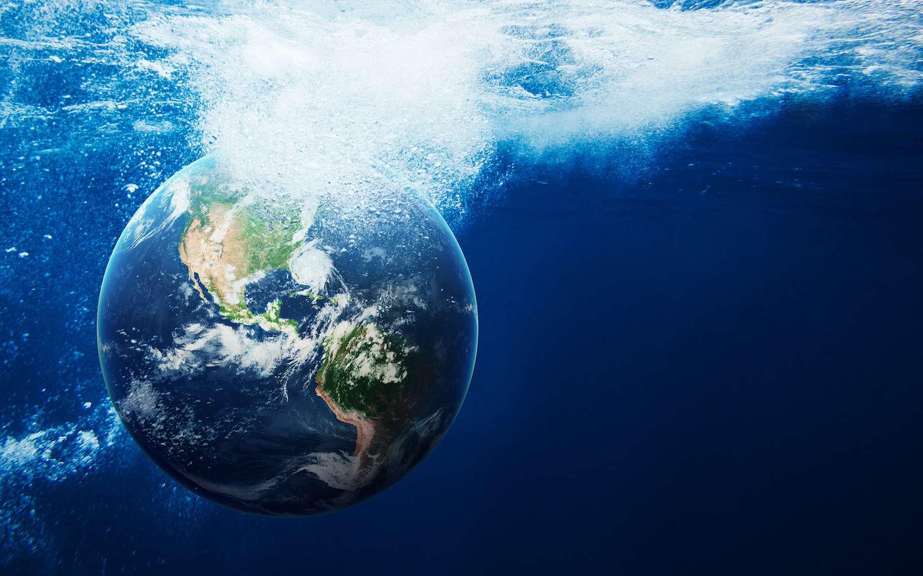 L'océan apparaît comme un rouage essentiel de la machine climatique. Ainsi certains imaginent qu'il pourrait nous aider à lutter contre le réchauffement anthropique. © robert, Adobe Stock