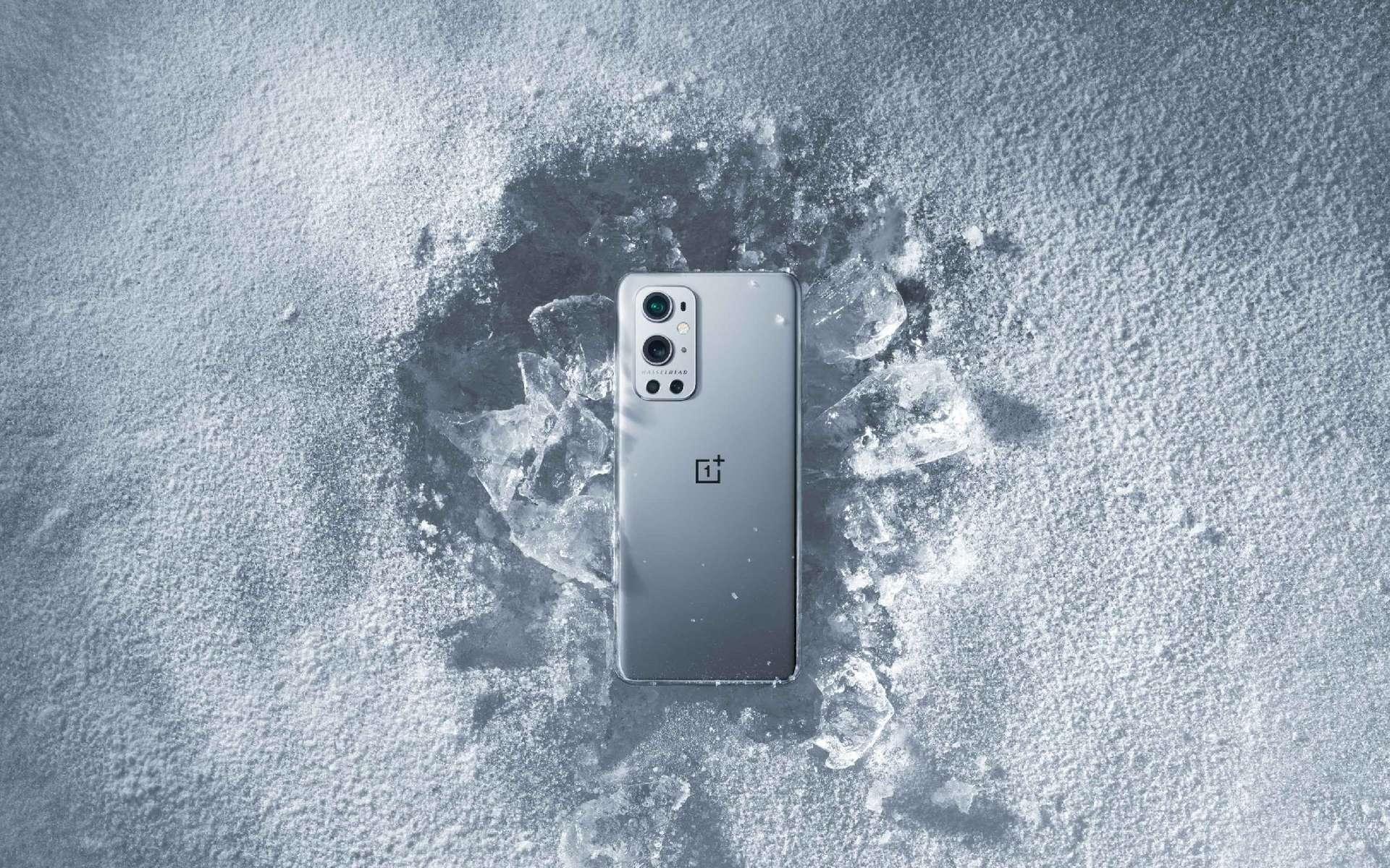OnePlus a bridé les performances de nombreuses applications sur la gamme OnePlus 9 pour augmenter l'autonomie. © OnePlus