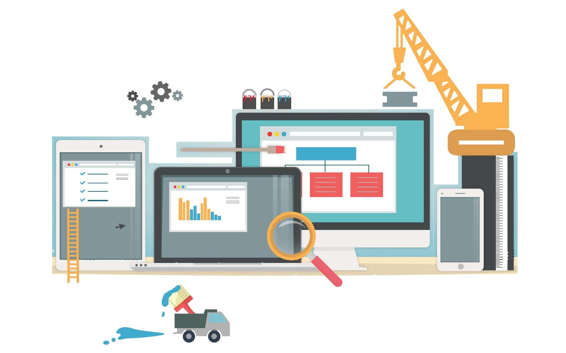 Createur De Site Internet création de site web : quels sont les meilleurs logiciels ?