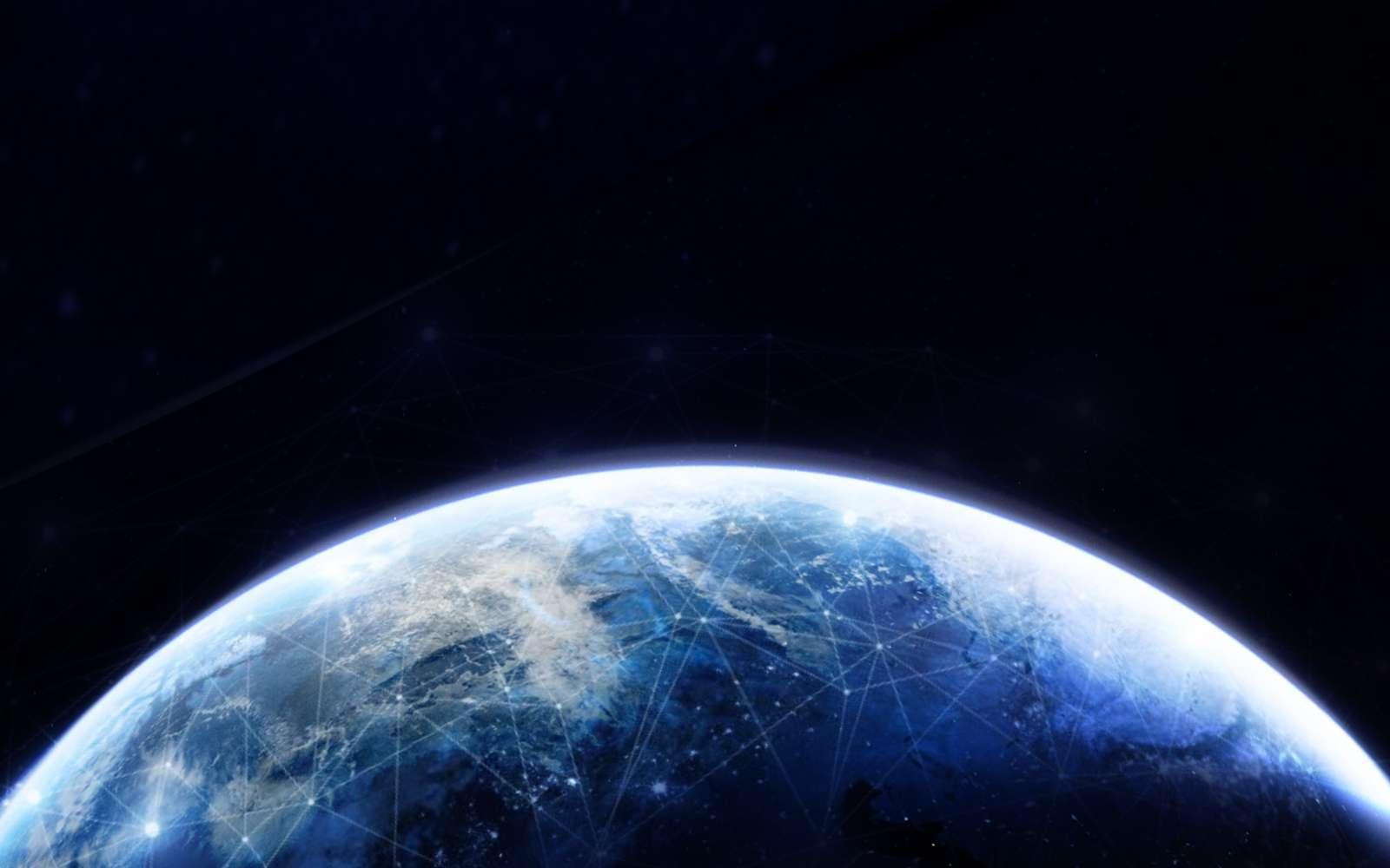 Pour connecter des data centers éloignés, Microsoft mise sur l'internet par satellite. © Microsoft