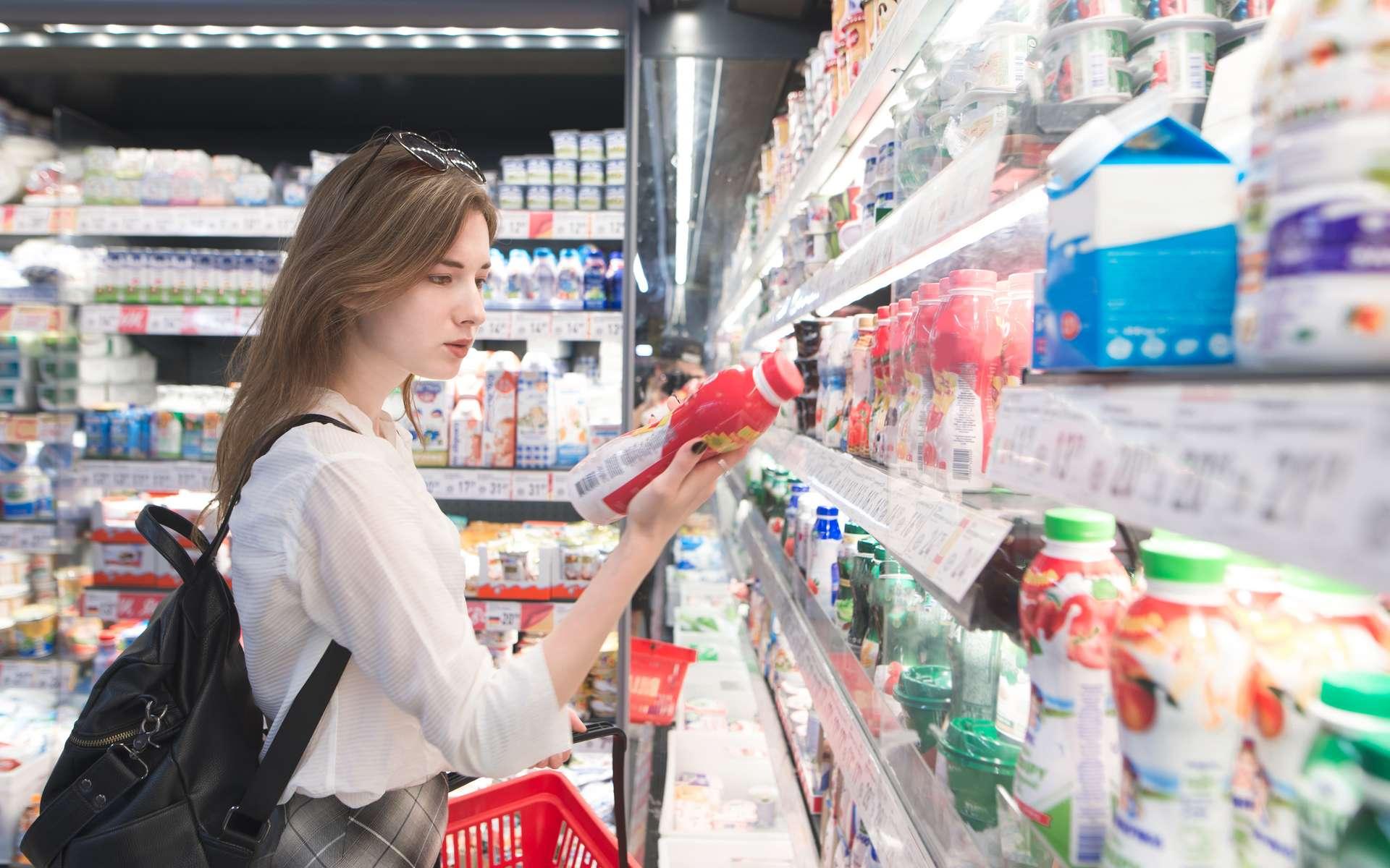 La consommation d'aliments mal notés par le Nutri-Score semble associée à un taux de mortalité élevé. © bodnardphoto, Adobe Stock