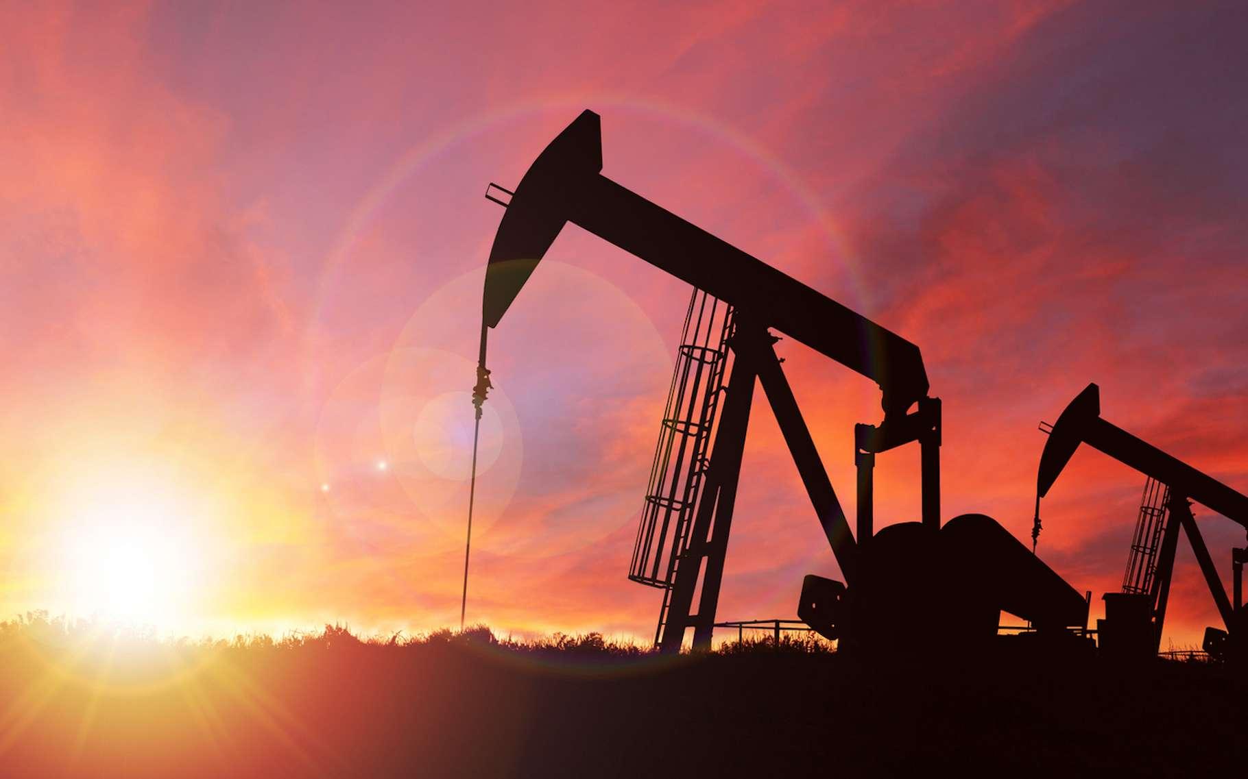 Selon des chercheurs de l'université de Calgary (Canada), les champs pétrolifères pourraient représenter de vastes réservoirs d'hydrogène propre et bon marché. © Ronniechua, Fotolia
