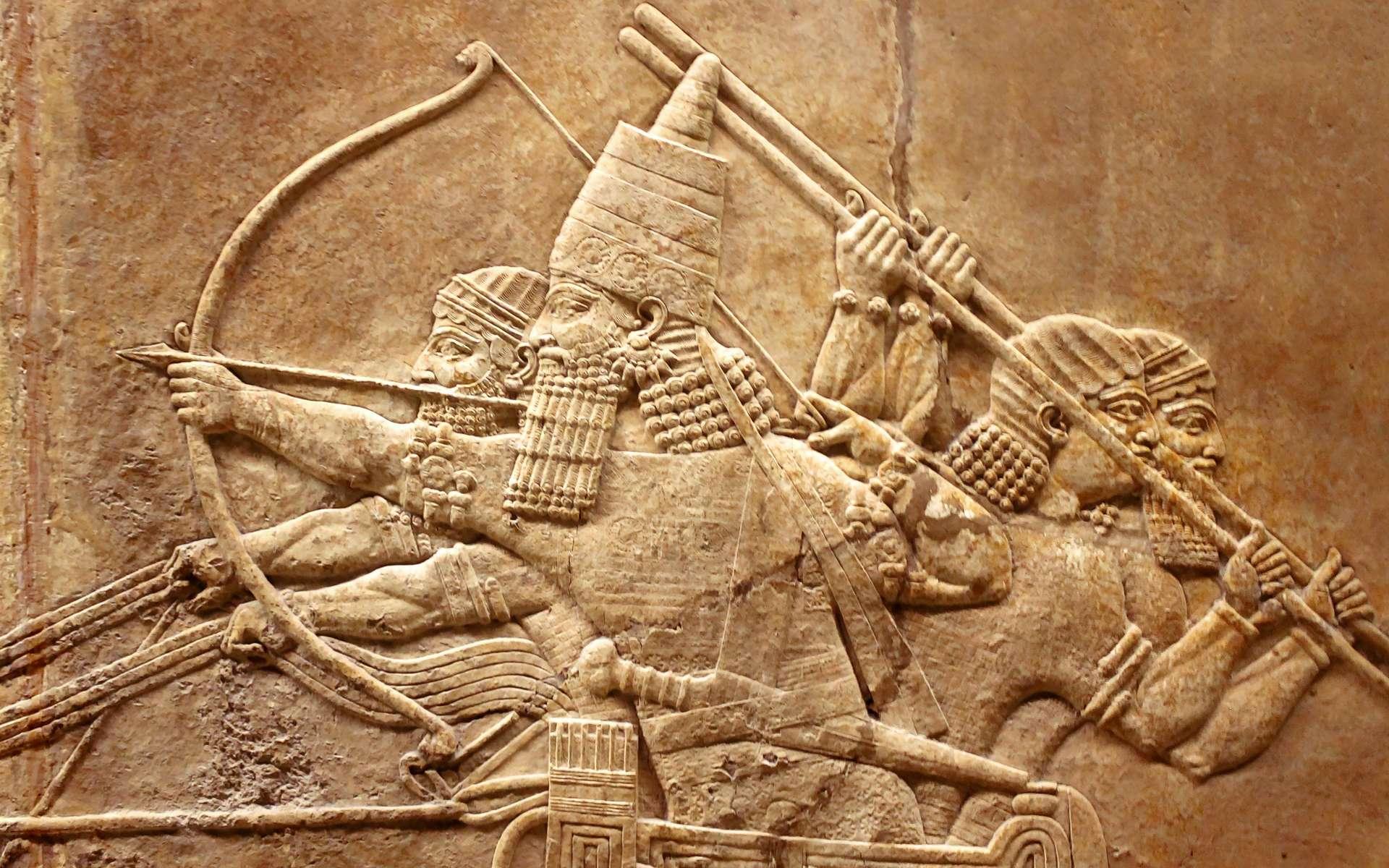 La civilisation assyrienne s'est désagrégée en 609 avant J.-C, confrontée à la sécheresse et aux luttes intestines. © scaliger, Adobe Stock