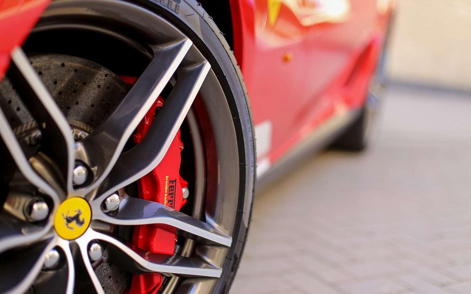 La sonorité d'une Ferrari est aussi importante que sa robe distinctive. © David Jewiss, CC0 Creative Commons, Pixabay