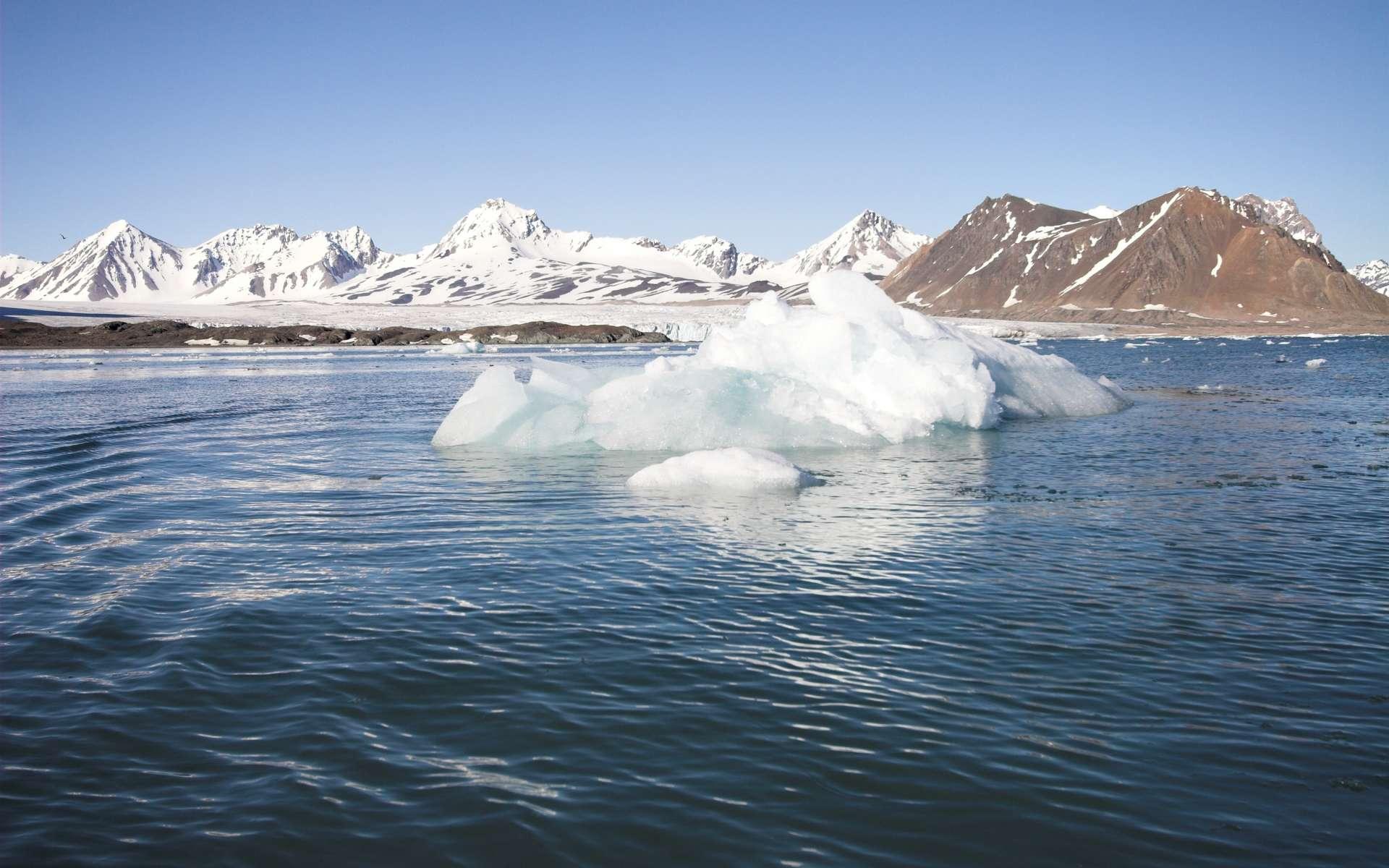 Vague de chaleur et fonte précoce des glaces en Arctique inquiètent la communauté scientifique. © Incredible Arctic, Adobe Stock