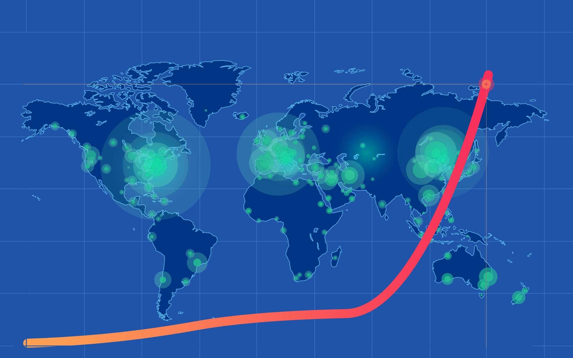 L'Afrique est pour le moment relativement épargnée par l'épidémie de Covid-19. © Serhii, Adobe Stock