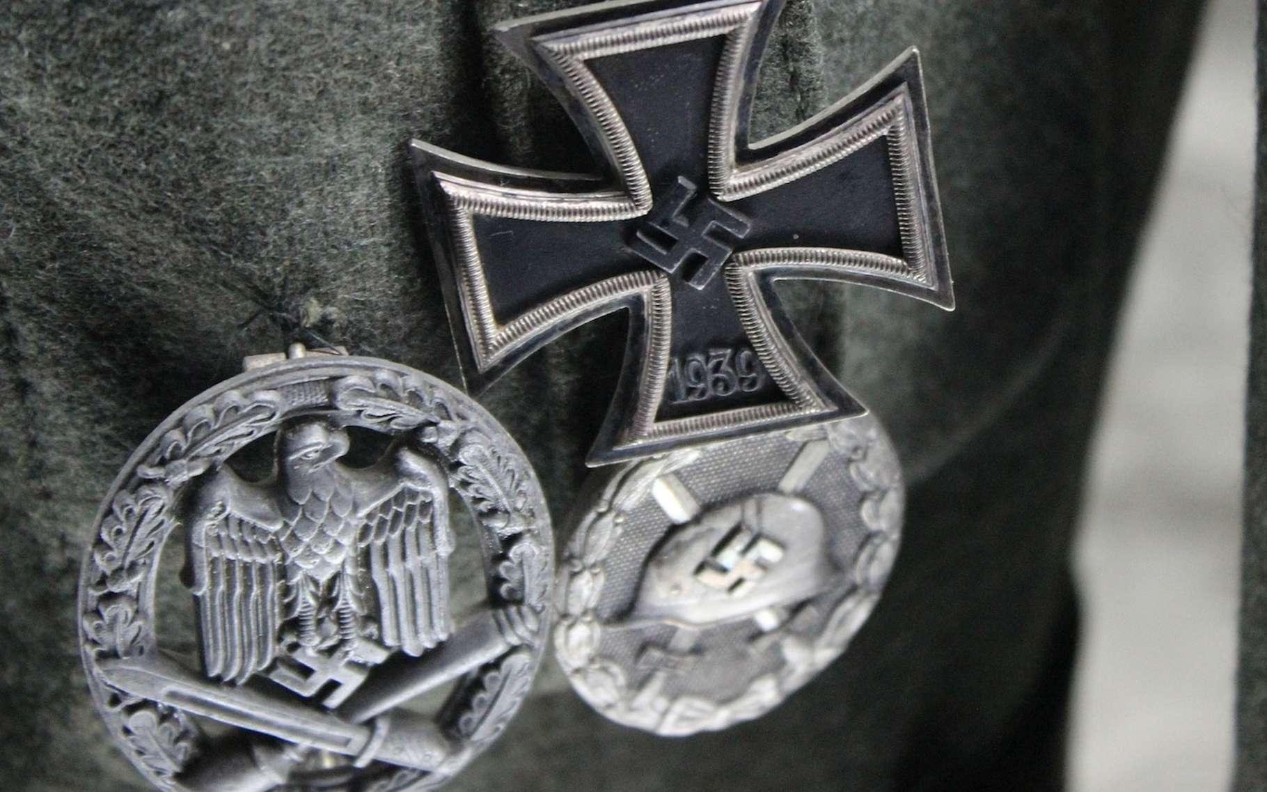 Après analyses des dents et d'un fragment de crâne du führer, des spécialistes affirment qu'Hitler est bien mort, comme le raconte l'histoire, en 1945. © alex1983, Pixabay, CC0 Creative Commons