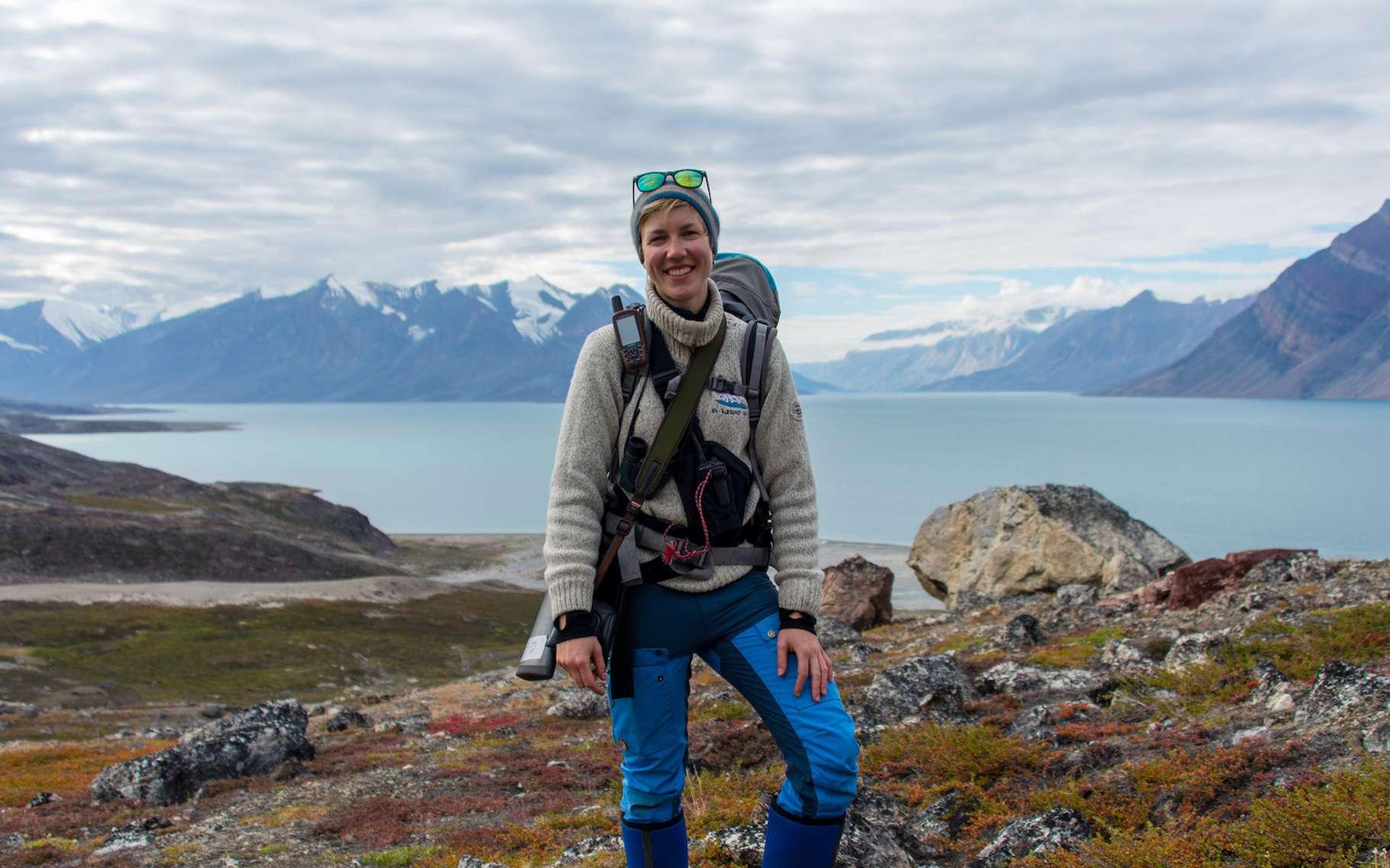 Heidi Sevestre et les Climate Sentinels préparent une expédition d'un mois dans le Svalbard (Norvège). © Heidi Sevestre, Climate Sentinels