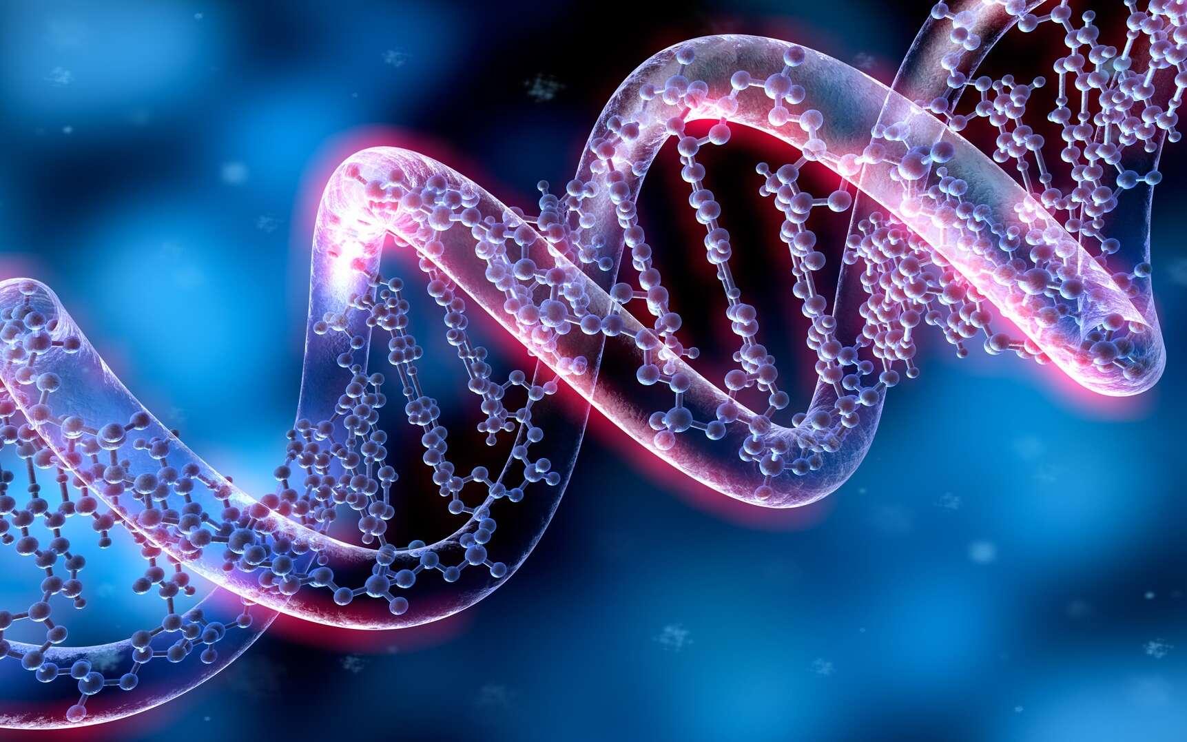 L'outil de modification simplifiée du génome est-il sans danger ? © psdesign1, Fotolia