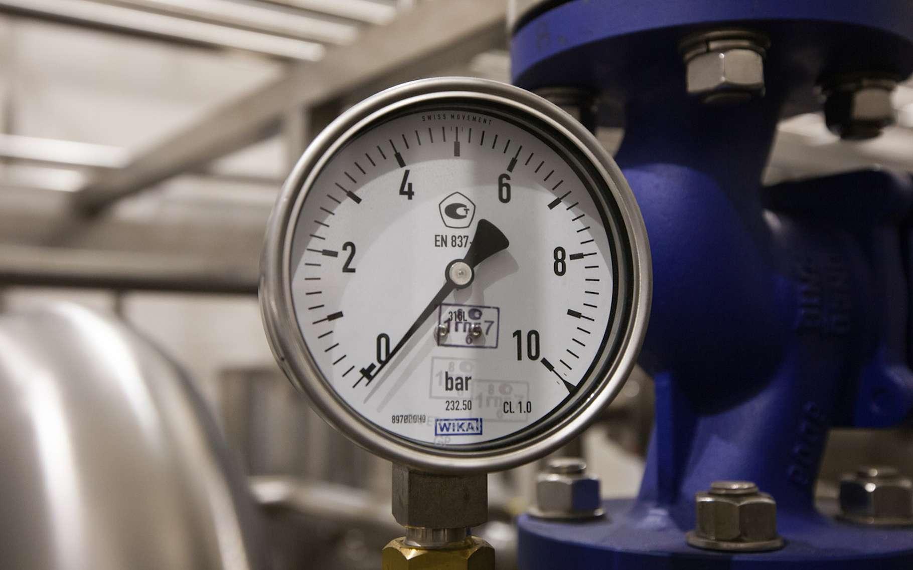 La pression est une grandeur physique mesurée en pascal. © Estrellabuena, Fotolia