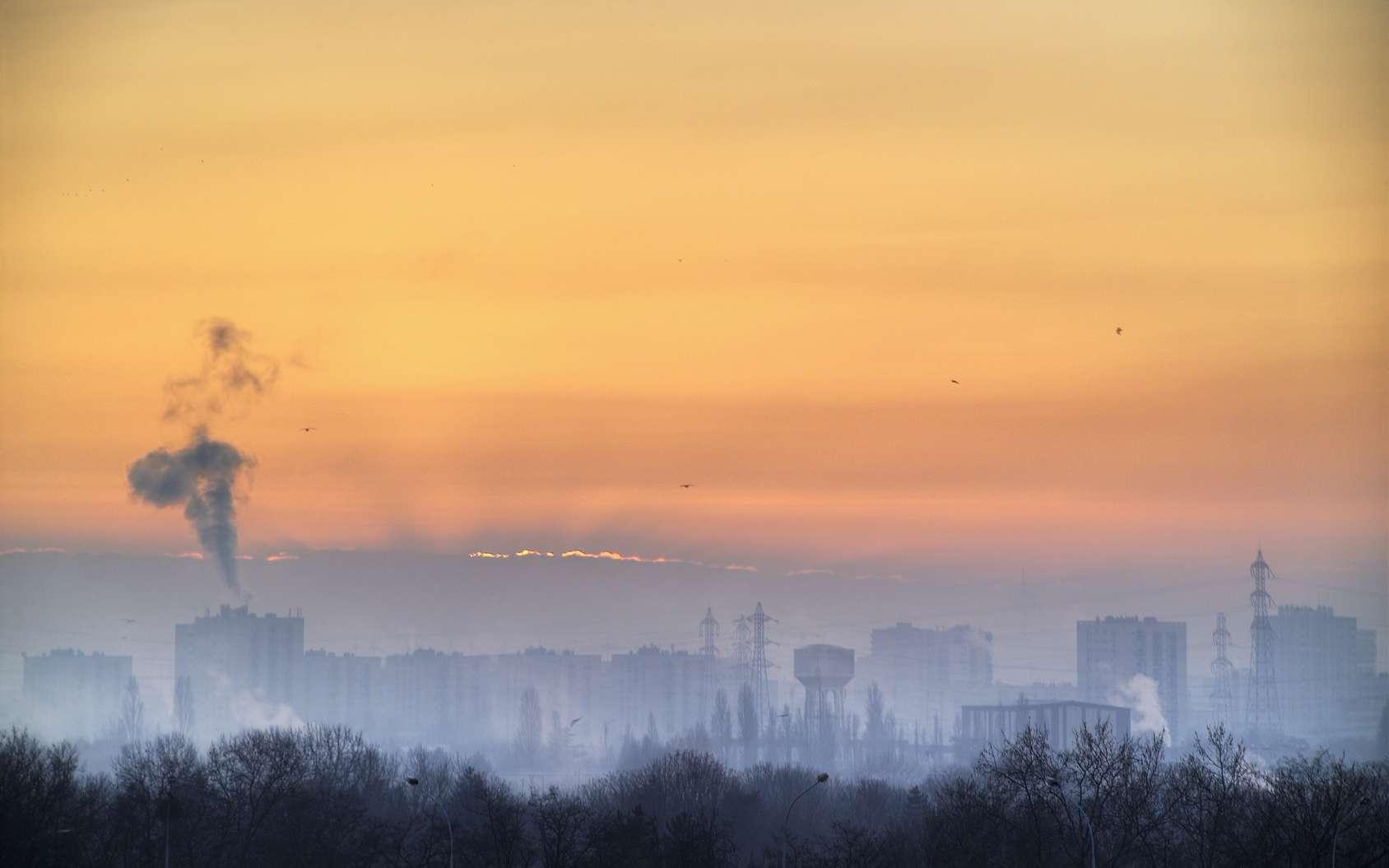 Une parisienne attaque l'État au motif que la pollution de l'air serait à l'origine de ses problèmes de santé. Une initiative qui vise surtout à une prise de conscience. © FG, Fotolia