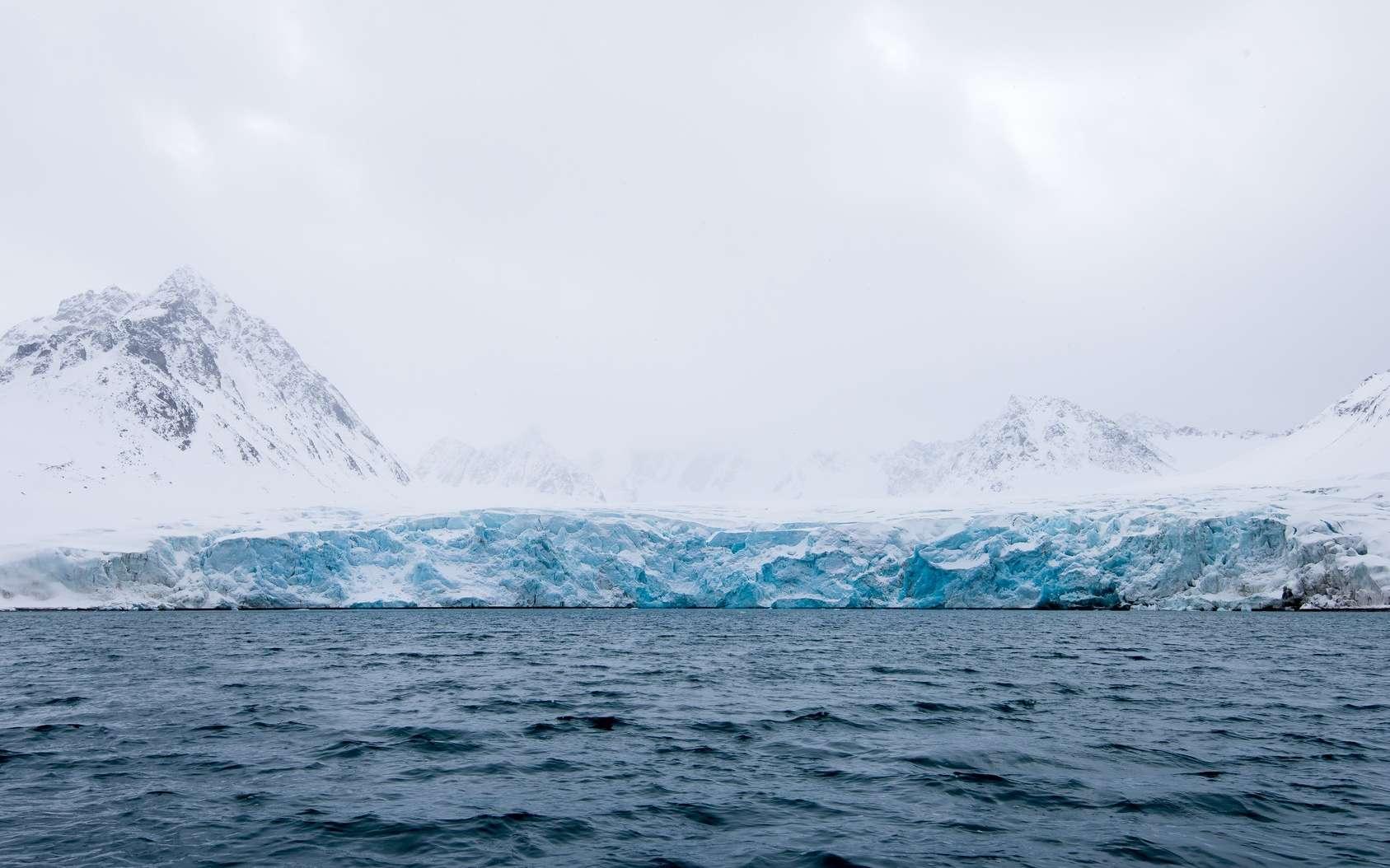 Le Svalbard est un archipel norvégien situé dans l'océan Arctique. © Mats, Fotolia