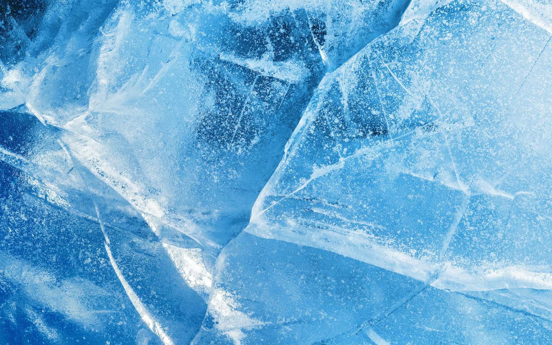Qu'est-ce que la glace XIX qui vient d'être découverte ? - Futura