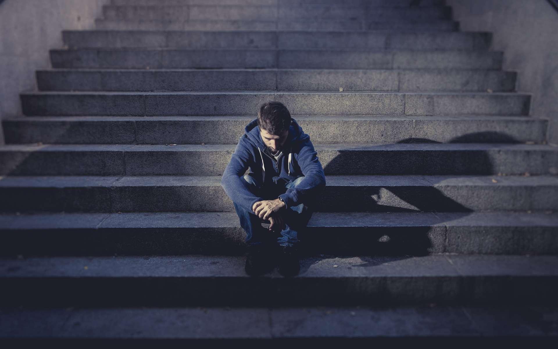 La solastalgie peut prendre diverses formes, allant de l'insomnie à la dépression. © Wordley Calvo Stock, Adobe Stock