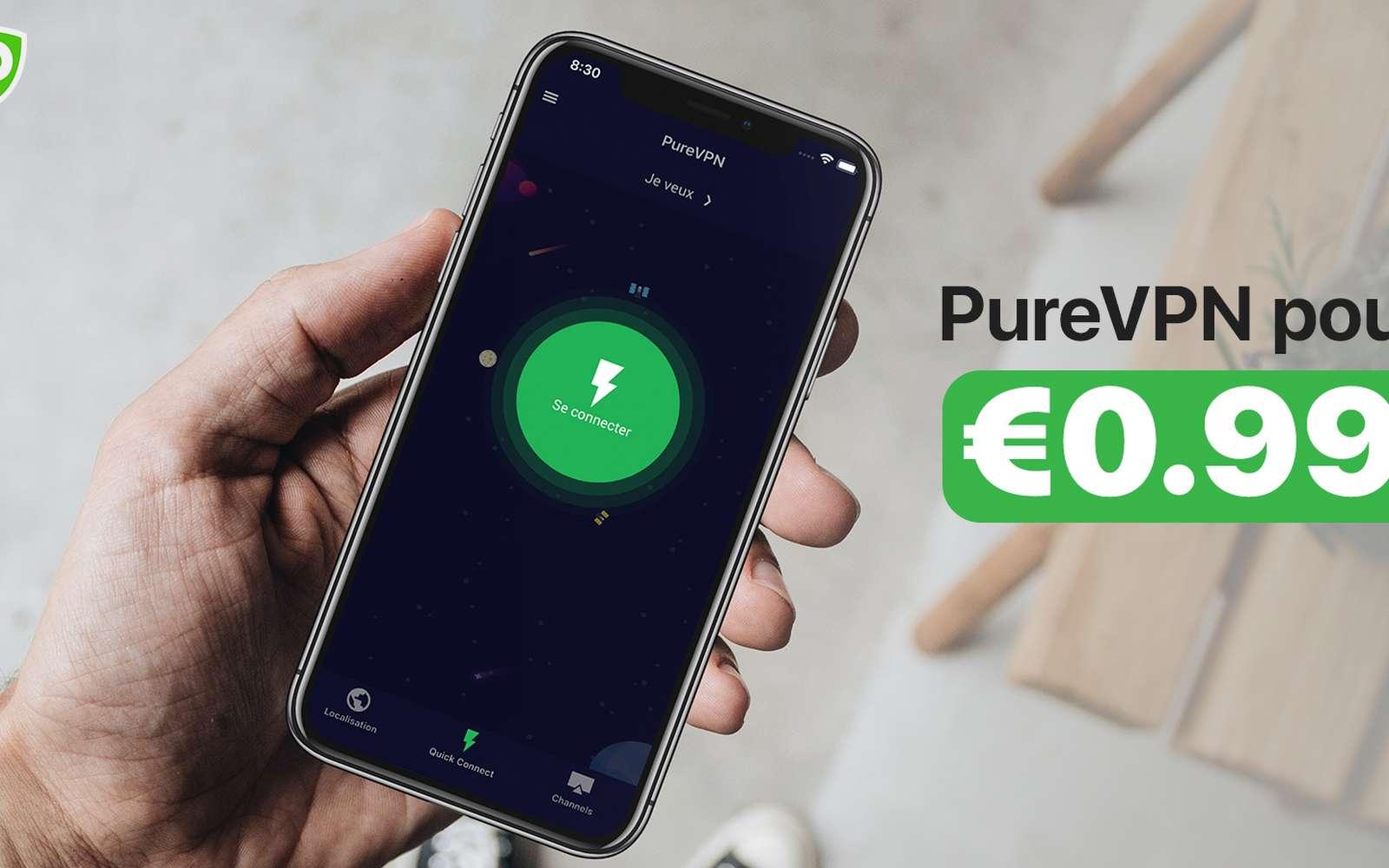 Parmi les VPN du marché, PureVPN est l'un des plus anciens et expérimentés. Fort de son expérience, c'est incontestablement l'un des meilleurs. © Adobe Stock