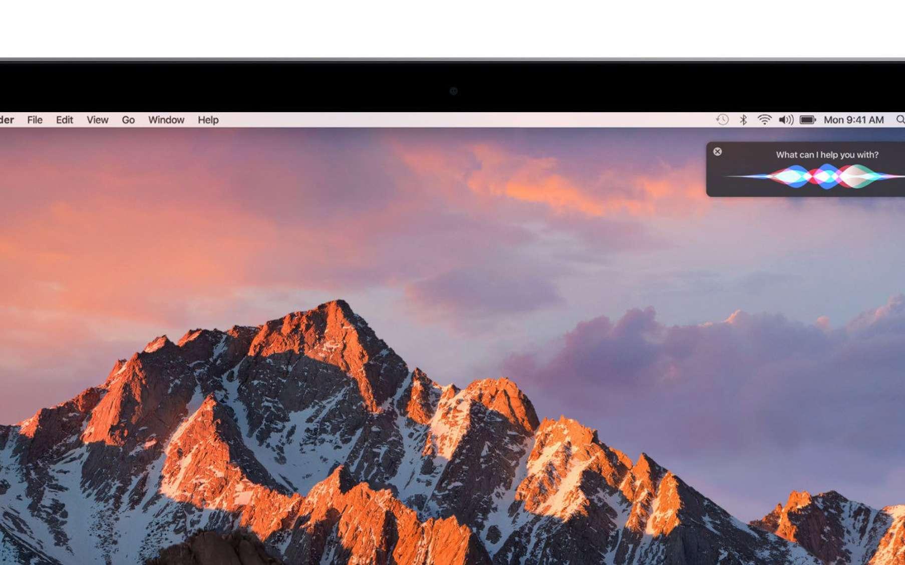 Comment appeler Siri par la voix dans macOS ? @ Apple