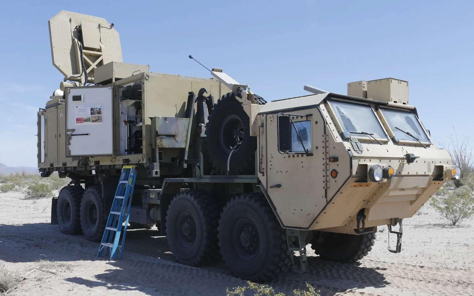 Des canons électromagnétiques existent déjà pour disperser les manifestants. © Lance Cpl. Andrew M. Huff, US Marine Corps