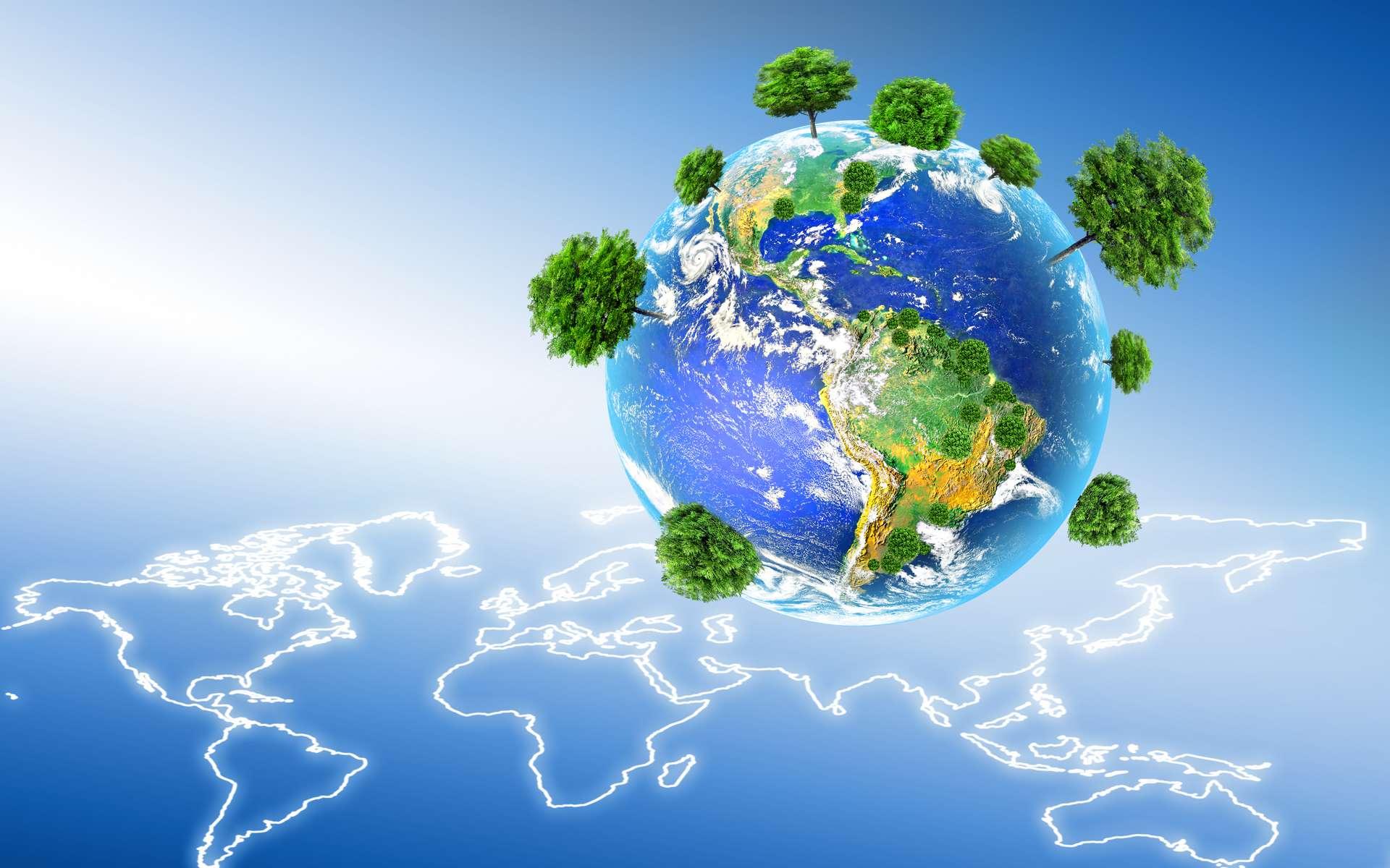Le sommet ChangeNow revient du 9 au 11 mars à Paris. © Victoria, Adobe Stock