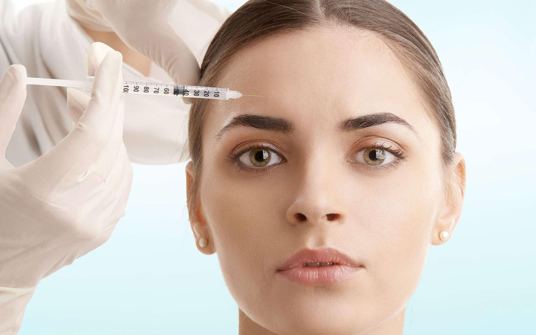 Les injections de Botox ont un effet qui dure six mois à un an. © Sepy, Fotolia