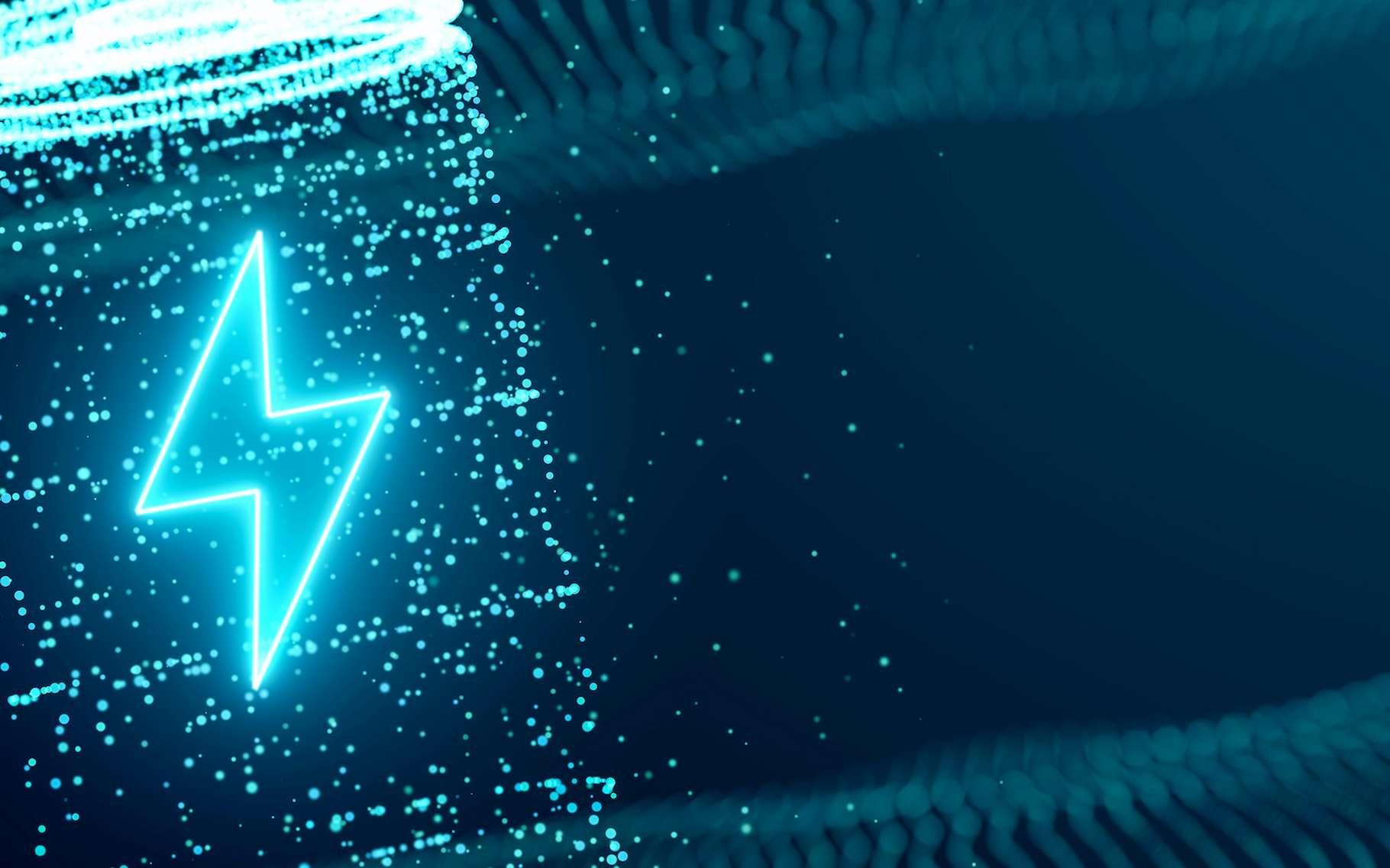 De plus en plus de batteries lithium-ion vont arriver en fin de vie. Il faudra trouver un moyen rentable de les recycler. © black_kira, Adobe Stock