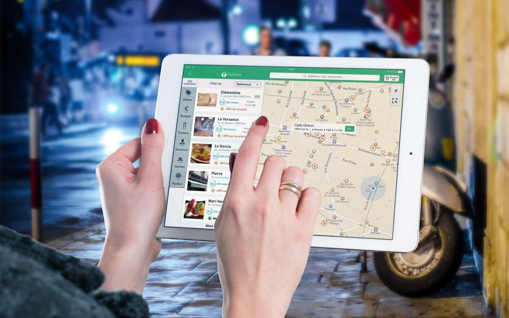 Futura vous dévoile sa sélection des meilleures applications pour partir en voyage. © Pxhere.com