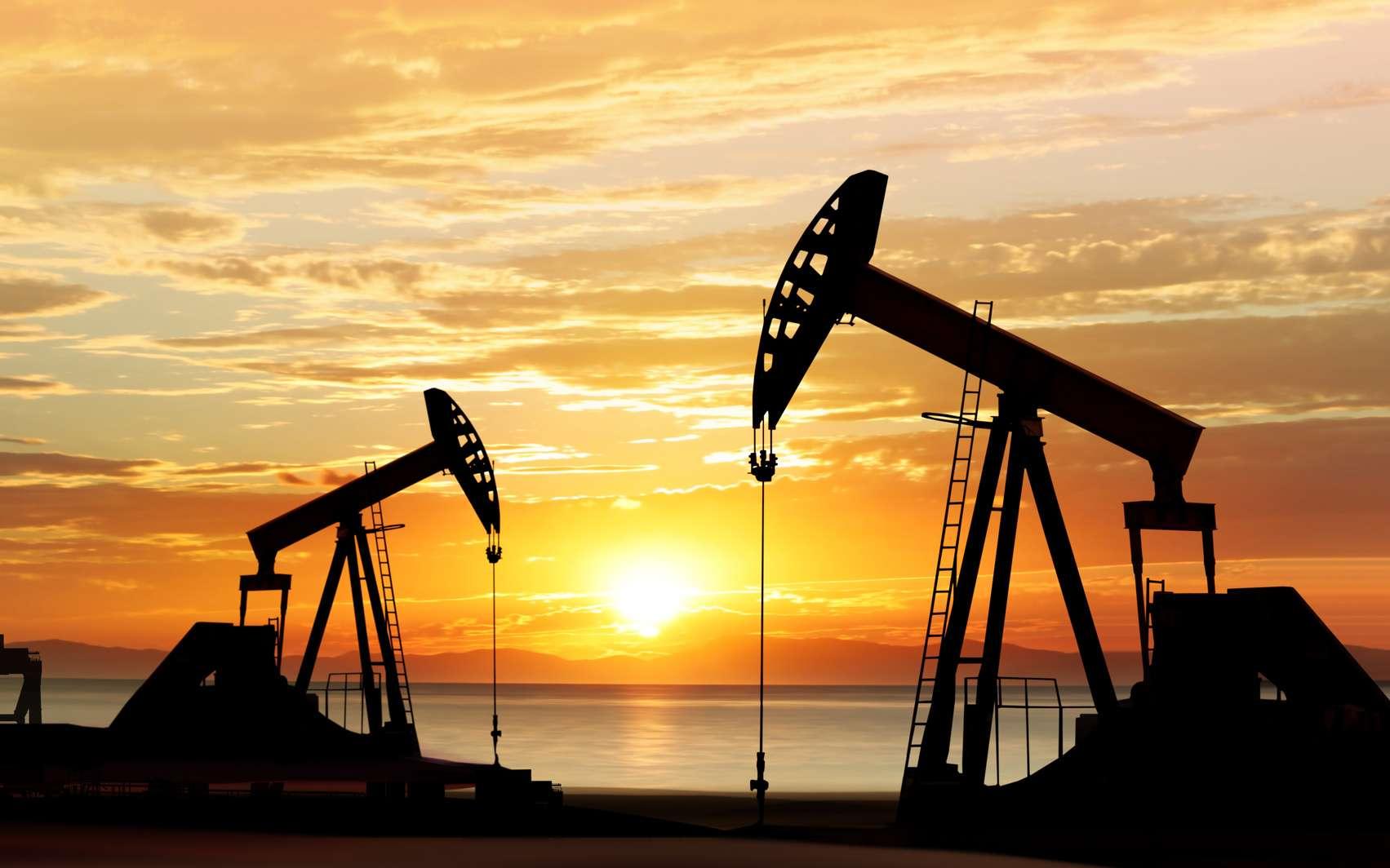Avant de pouvoir être pompé, le pétrole doit lentement se former dans les entrailles de la terre. © Sergiy Serdyuk, Fotolia