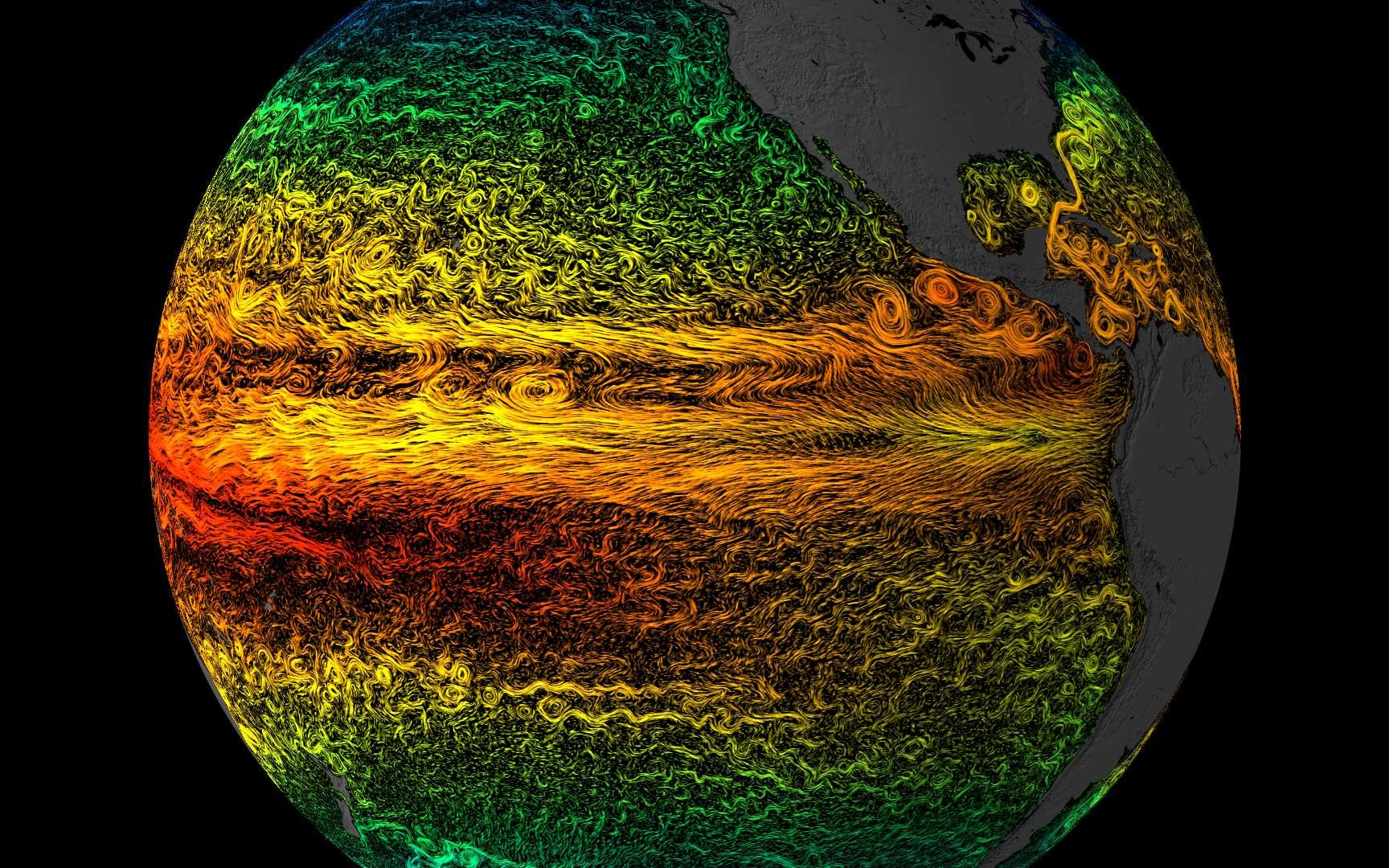 Les courants océaniques accélèrent-ils ? © Dudarev Mikhail, Fotolia