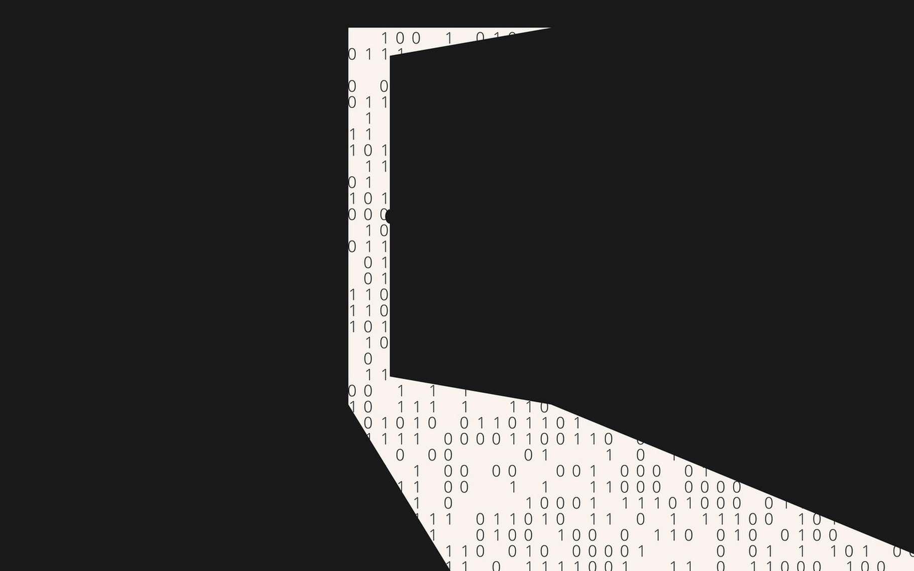 La menace que représentent les portes dérobées a émergé avec la montée en puissance des systèmes informatiques en réseau qui facilitent des prises de contrôle à distance massives. © Sergey Toropov, Fotolia
