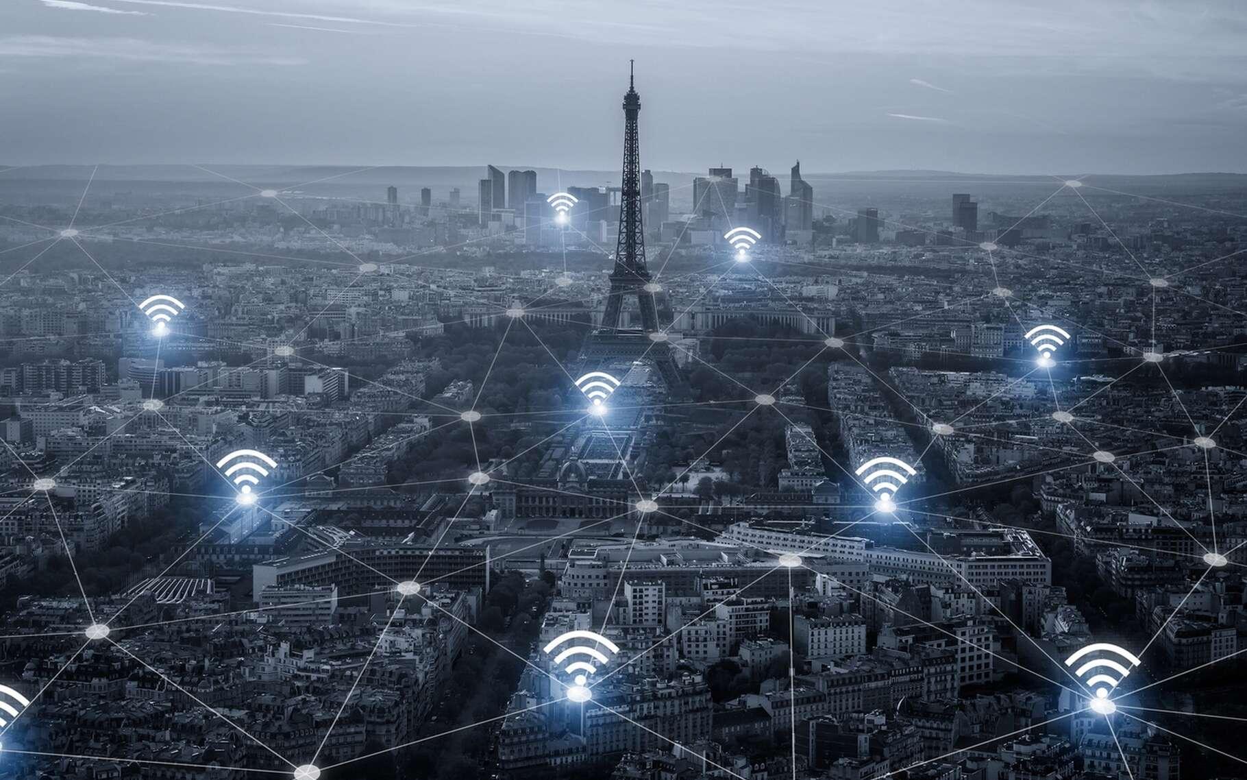 Le Wi-Fi 802.11ax va succéder au Wi-Fi 802.11ac, dont le déploiement effectif commence à peine. Il faudra compter sans doute encore au moins 4 à 5 ans avant de le voir en service. © Ake1150, Fotolia