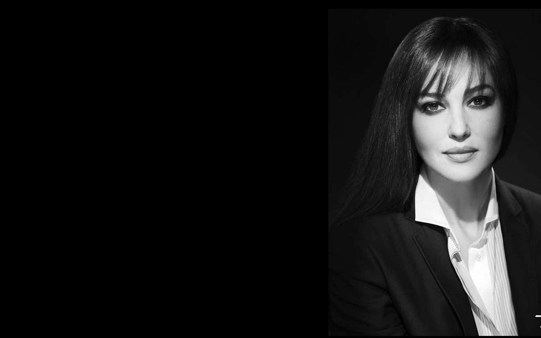 Monica Bellucci photographiée par Studio Harcourt Paris. © Studio Harcourt, wikimedia commons, CC 3.0