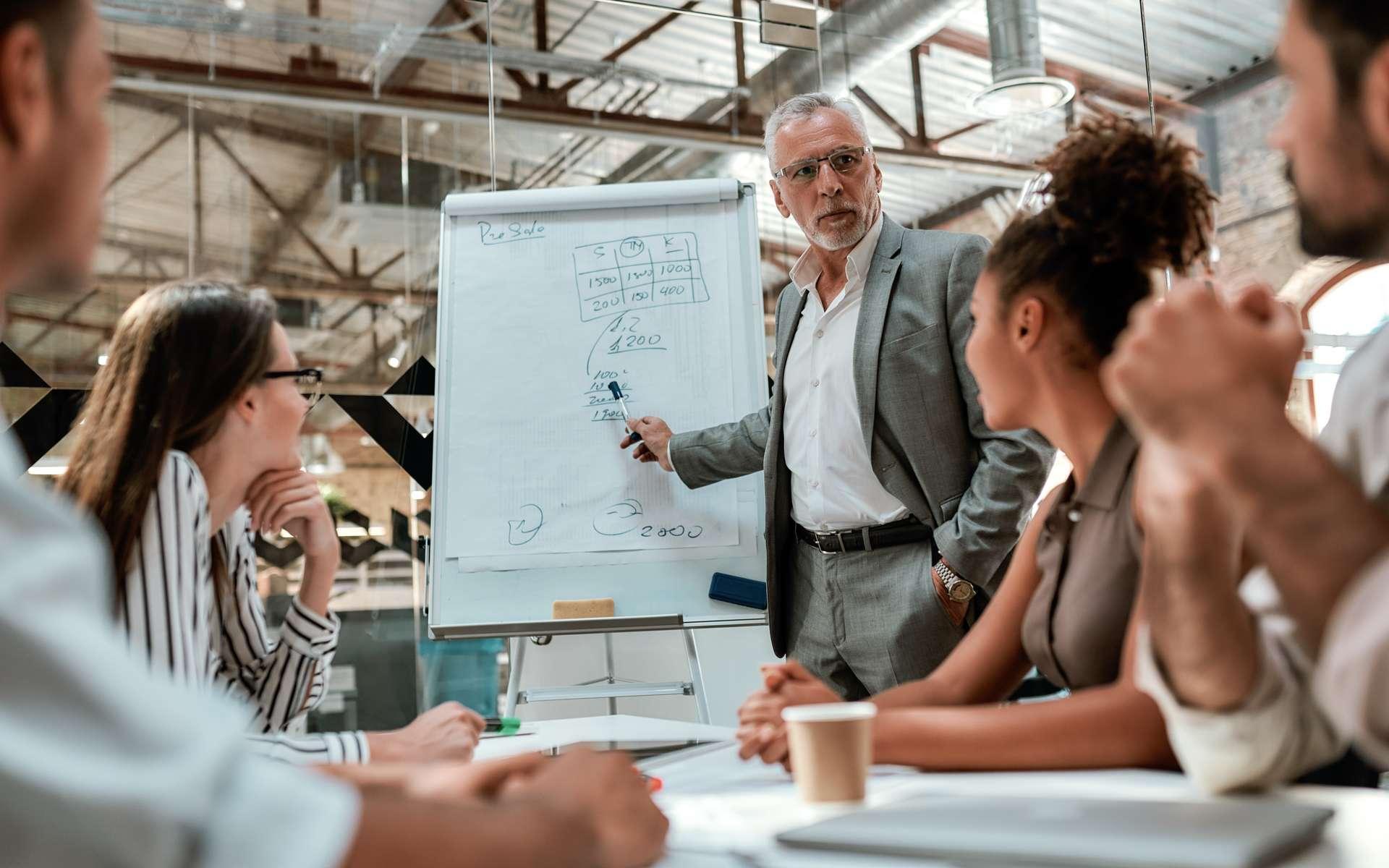 Découvrez quel est votre style de management. © Kostiantyn, Adobe Stock