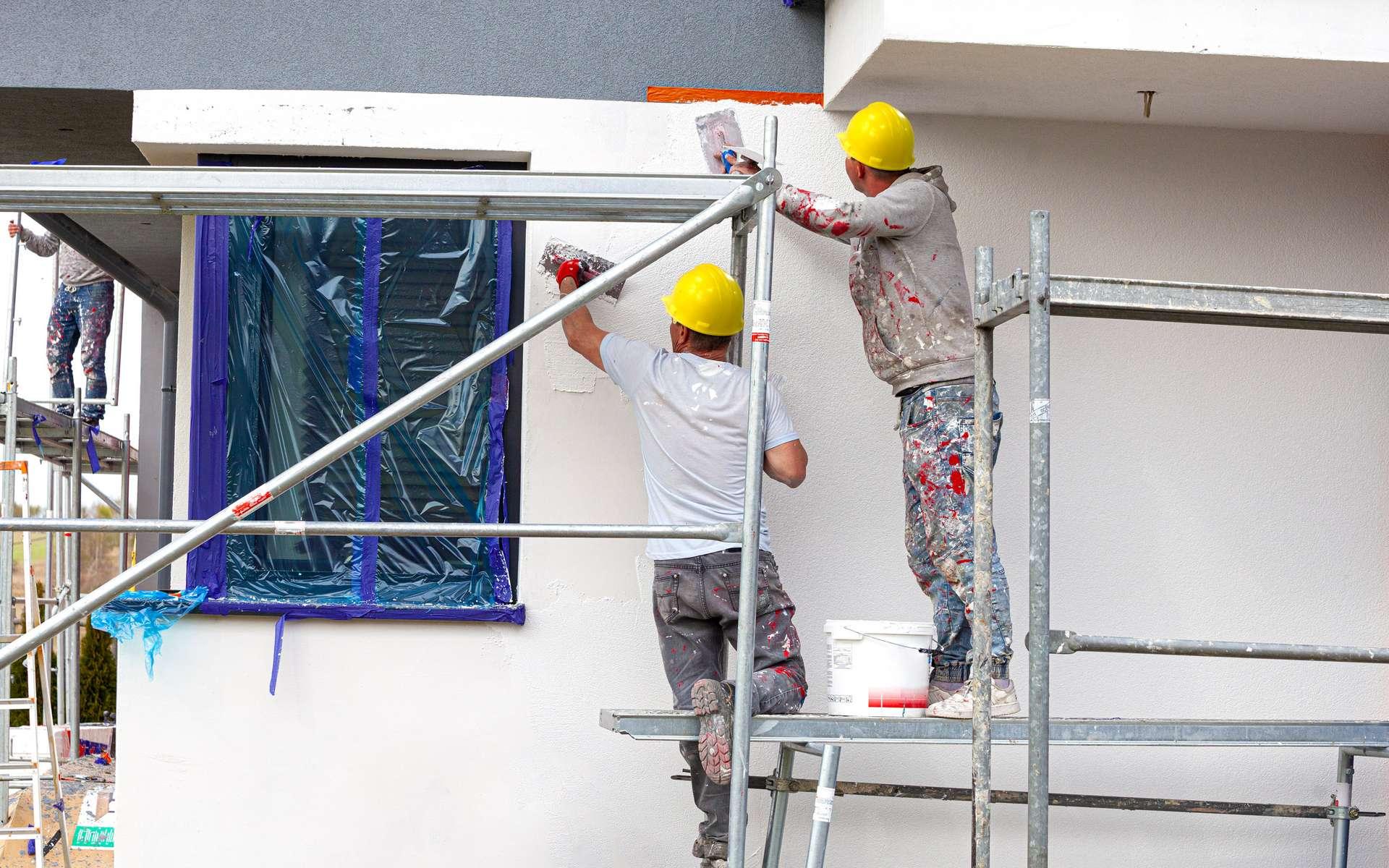 Quel est le prix d'un ravalement de façade ? - © Adobe Stock, Dagmara_K