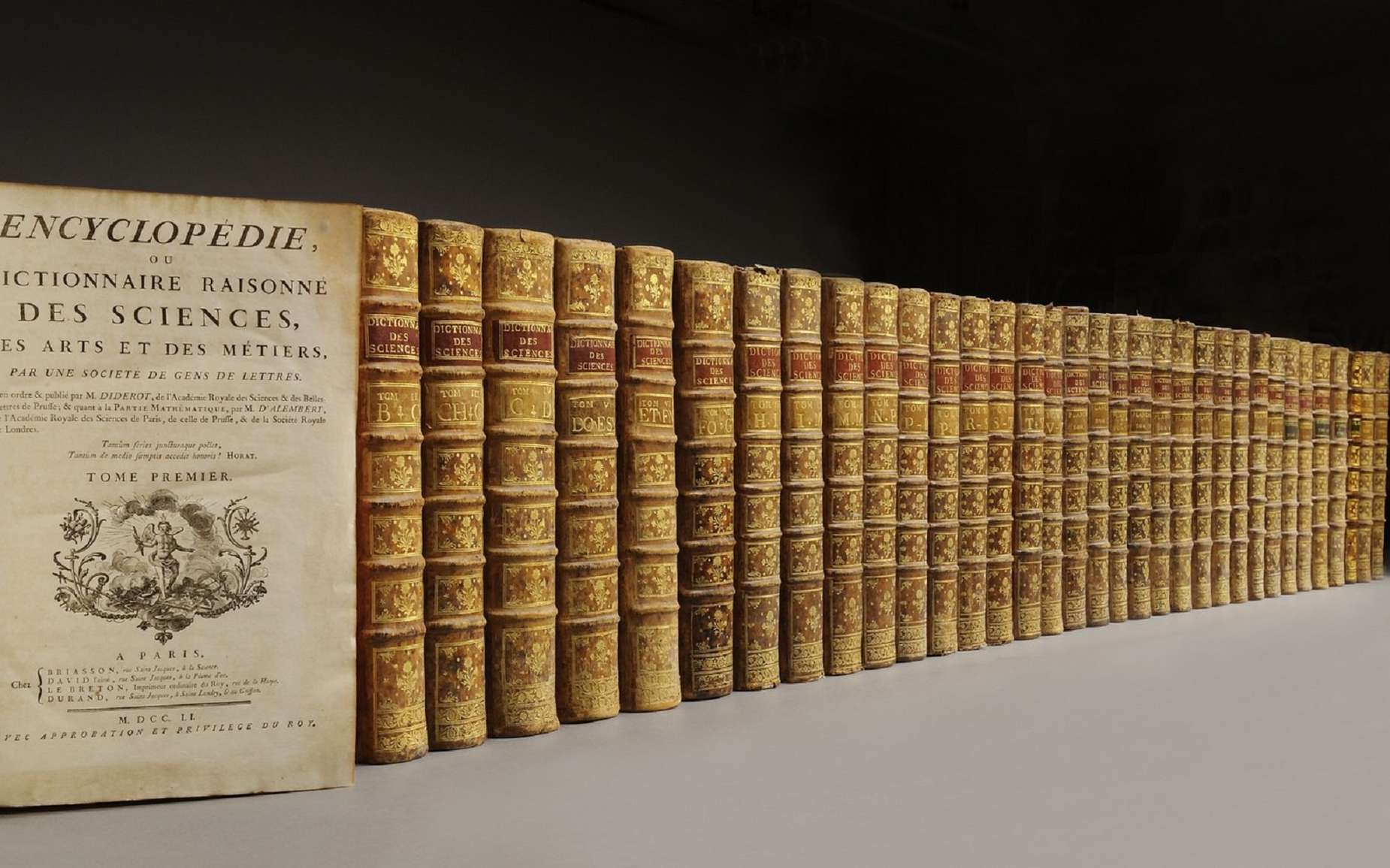 """Résultat de recherche d'images pour """"encyclopédie diderot et d alembert"""""""