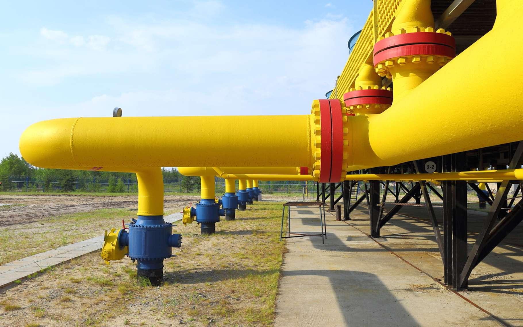 Les gestionnaires de réseaux de distribution (GRD) acheminent le gaz, sous basse ou moyenne pression, depuis les gazoducs jusqu'au domicile de leurs clients finaux. C'est là qu'intervient GRDF. © pisotckil, Fotolia