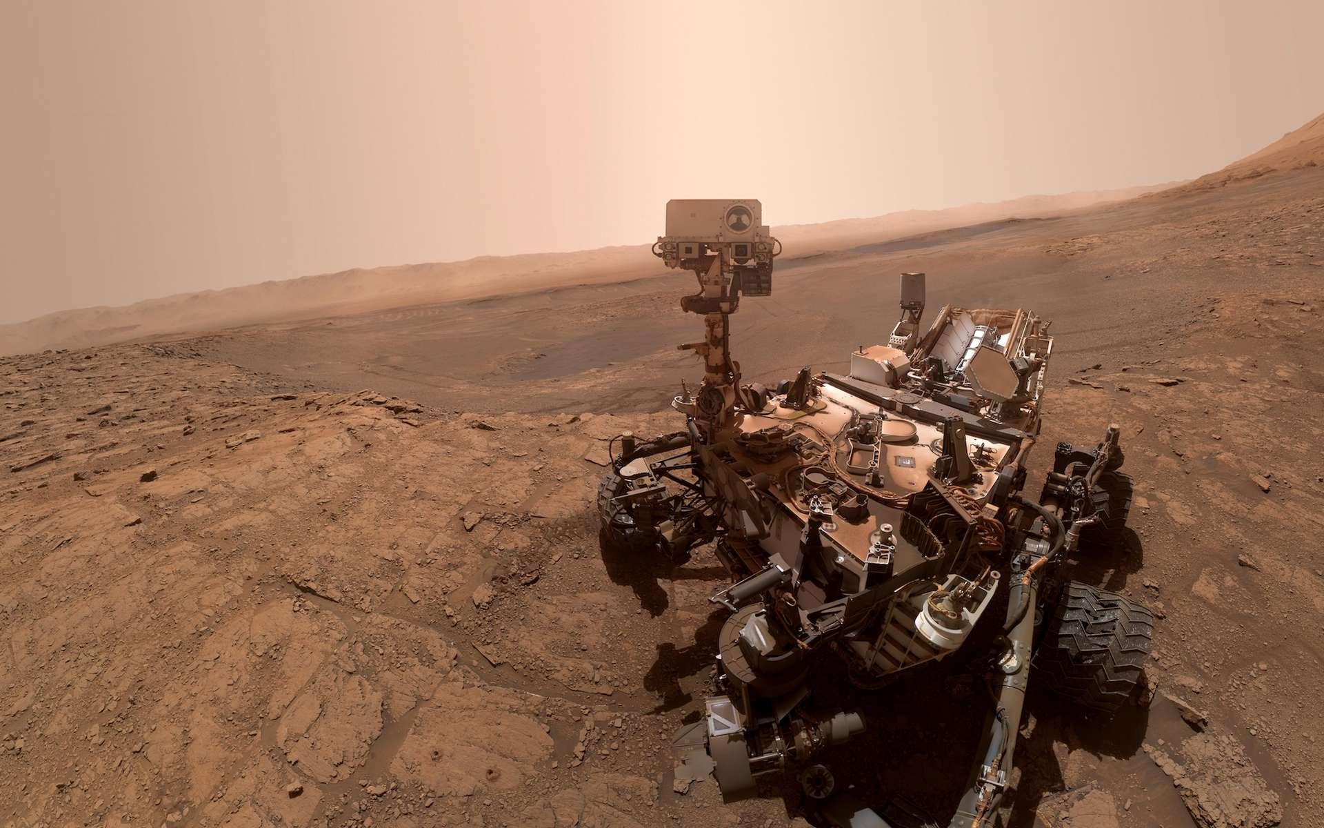 Cet été, Curiosity part en road trip sur Mars
