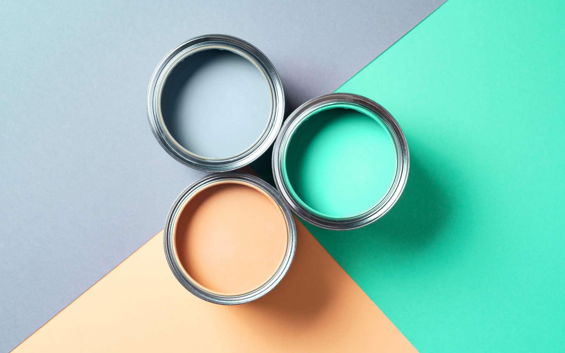 Le choix de la finition d'une peinture est une histoire de goût. © Jchizhe, Adobe Stock