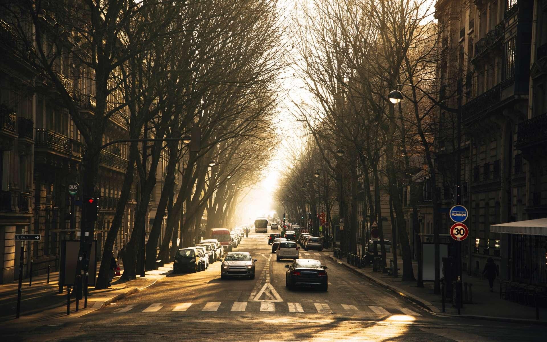 Trois enfants sur quatre respirent un air toxique en France, s'alarme l'Unicef France, qui appelle les pouvoirs publics dans ce pays à agir « au plus vite » contre la pollution de l'air. © MarioGuti, IStock.com