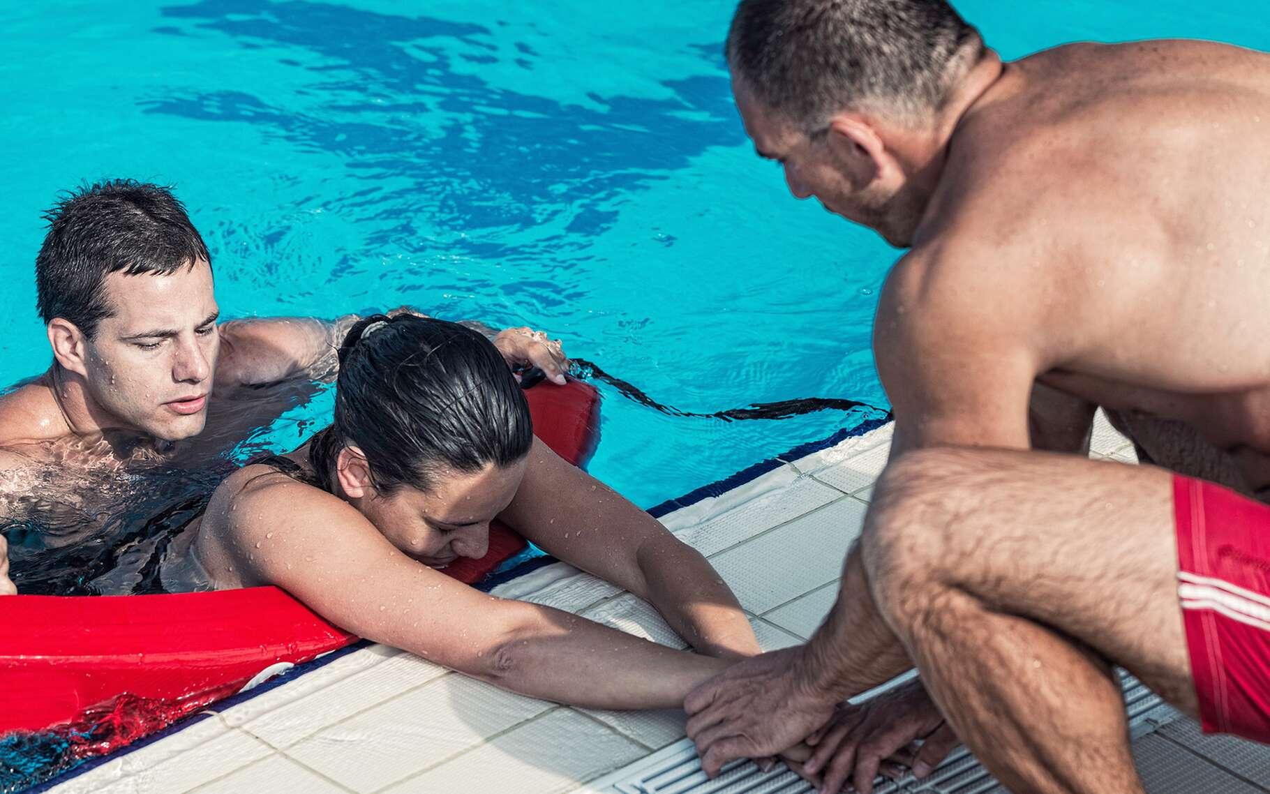 Les noyades sont évitables, à condition d'être vigilant et raisonnable. © Microgen, Shutterstock