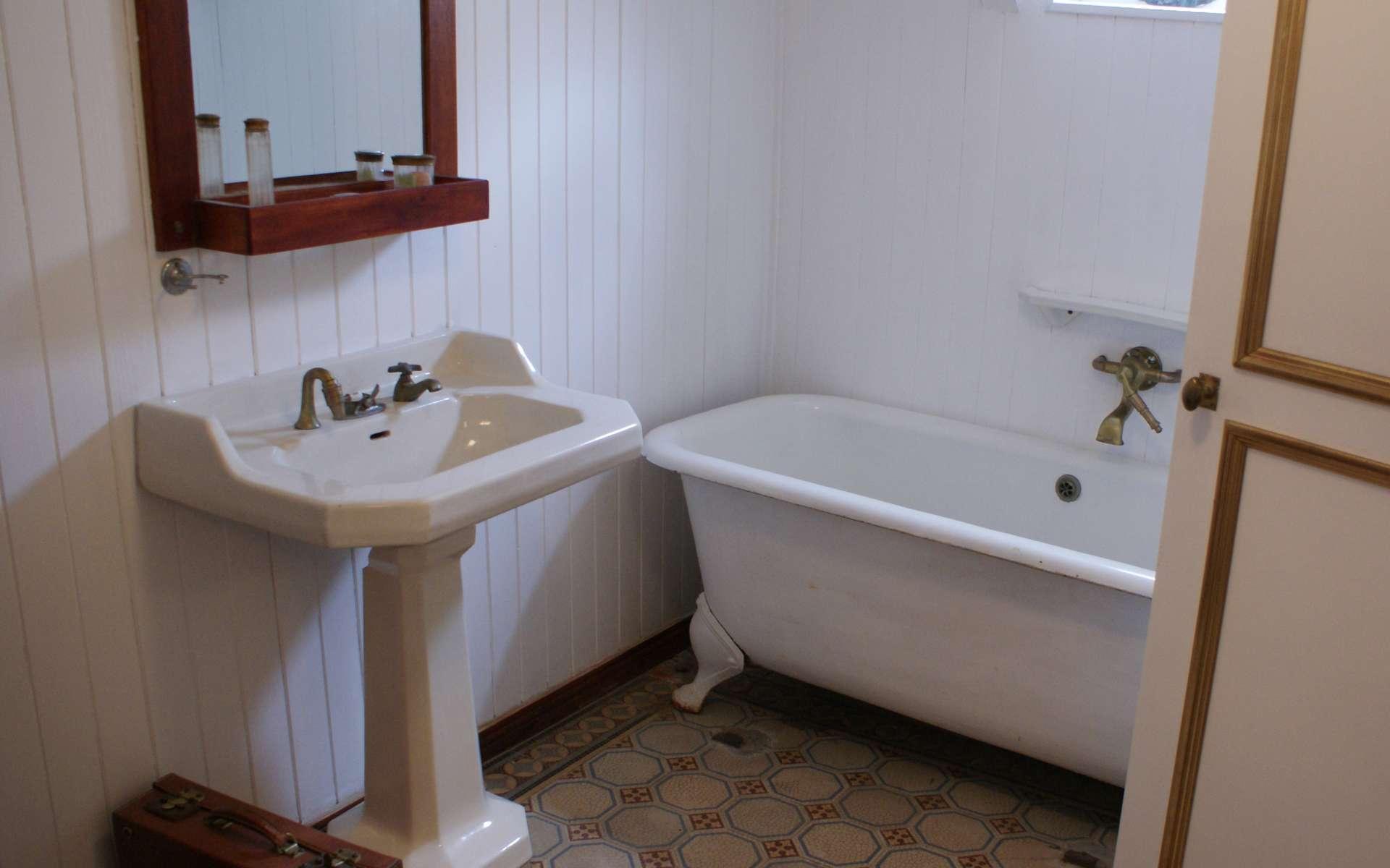 Pensez au vinaigre blanc pour désinfecter votre salle de bains. © Alain.Darle, Wikimedia Commons, cc by sa 3.0