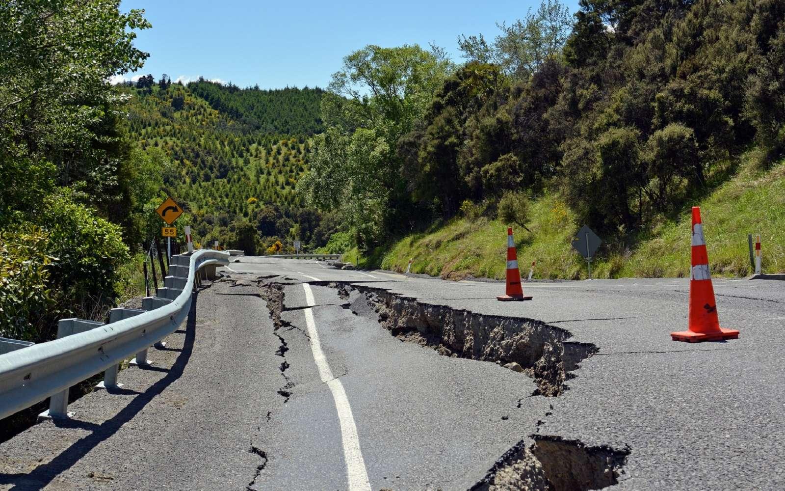 Le séisme de septembre 2018 en Indonésie était un séisme « supershear », à la vitesse de propagation inhabituelle. © NigelSpiers
