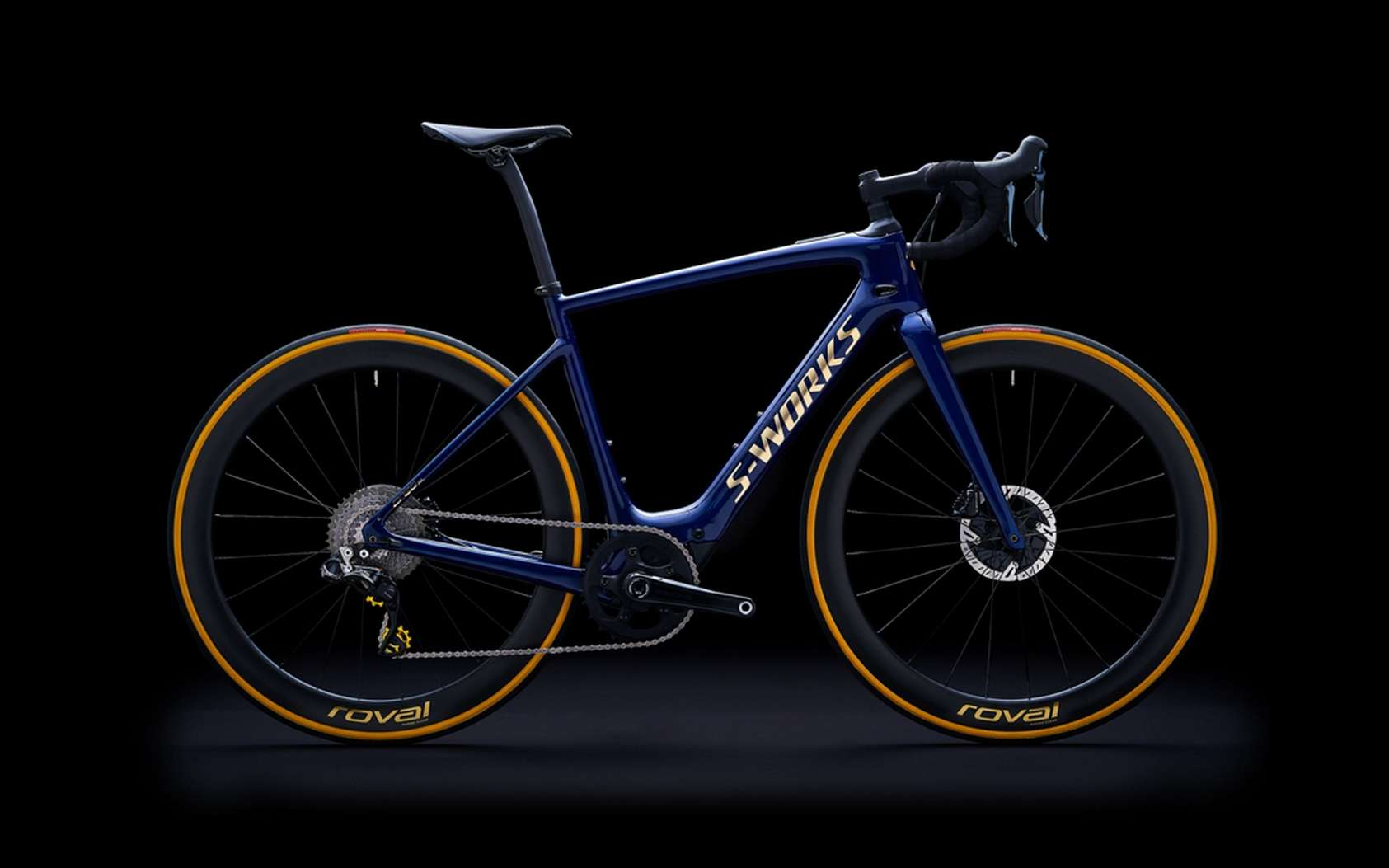 Le Specialized S-Works Turbo Creo SL - Founder's Edition. © Specialized