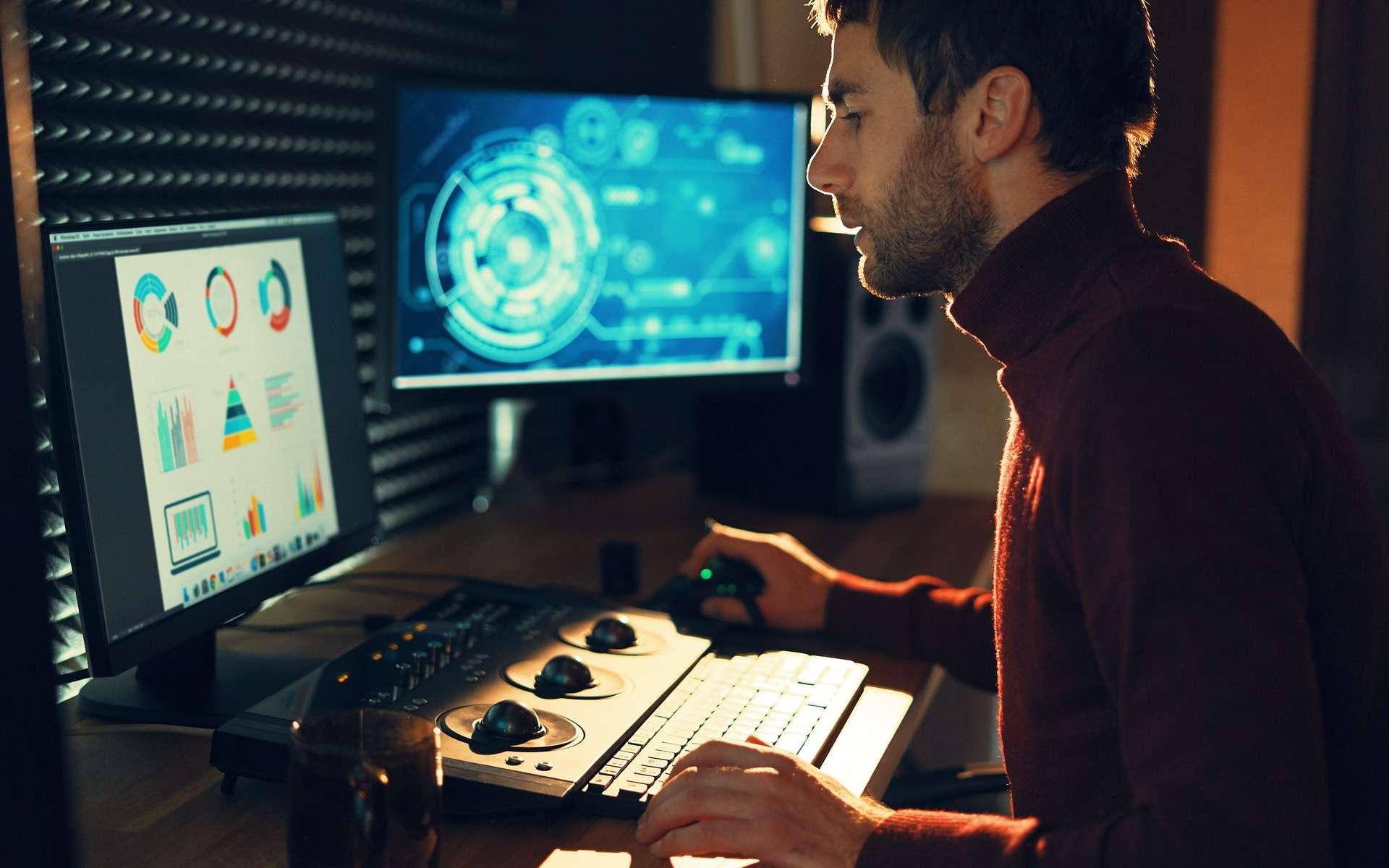 VideoProc, un logiciel de montage video, est proposé durant le Black Friday, avec une licence à vie et à un prix très réduit. © diignat, Adobe Stock
