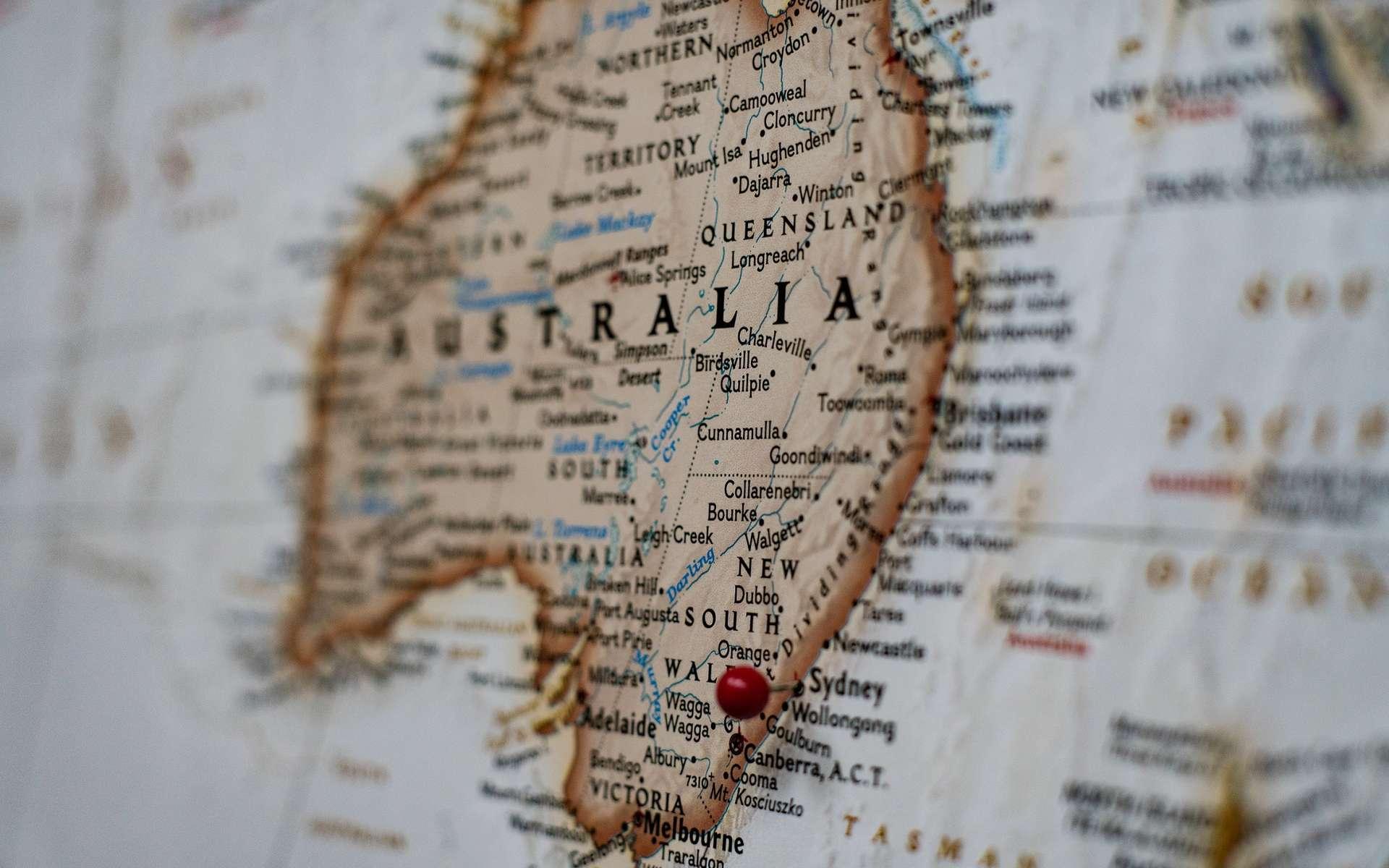 Longtemps avant de découvrir l'Australie, les hommes ont imaginé qu'il existait un vaste continent austral. © Joey Csunyo, Unsplash